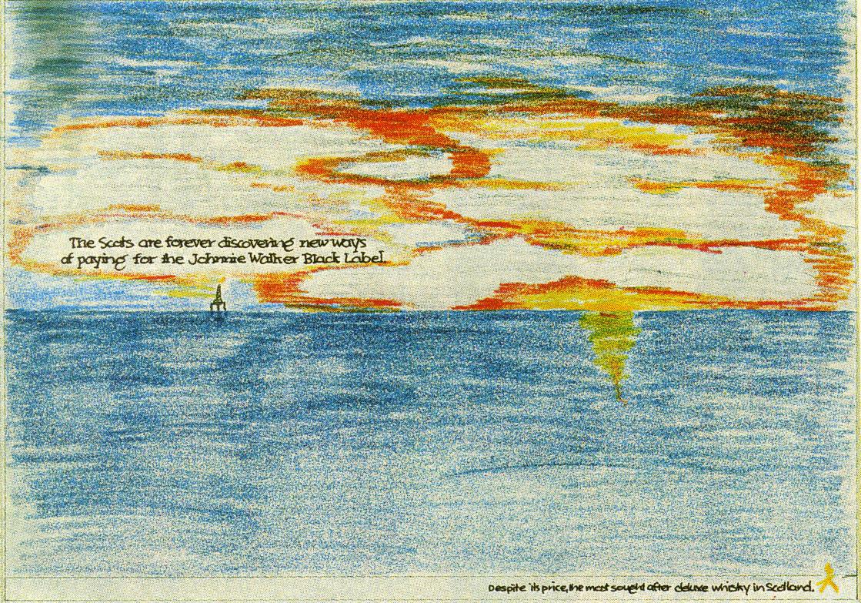 Barney Edwards, Johnnie Walker 'North Sea', TBWA, John Hegarty-01