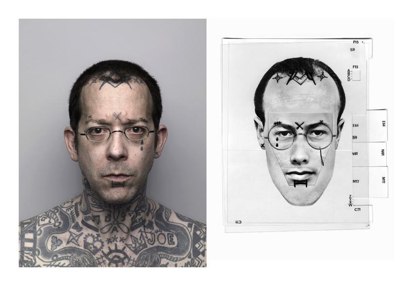 Giles Revell - Photofit 4, Dave Dye