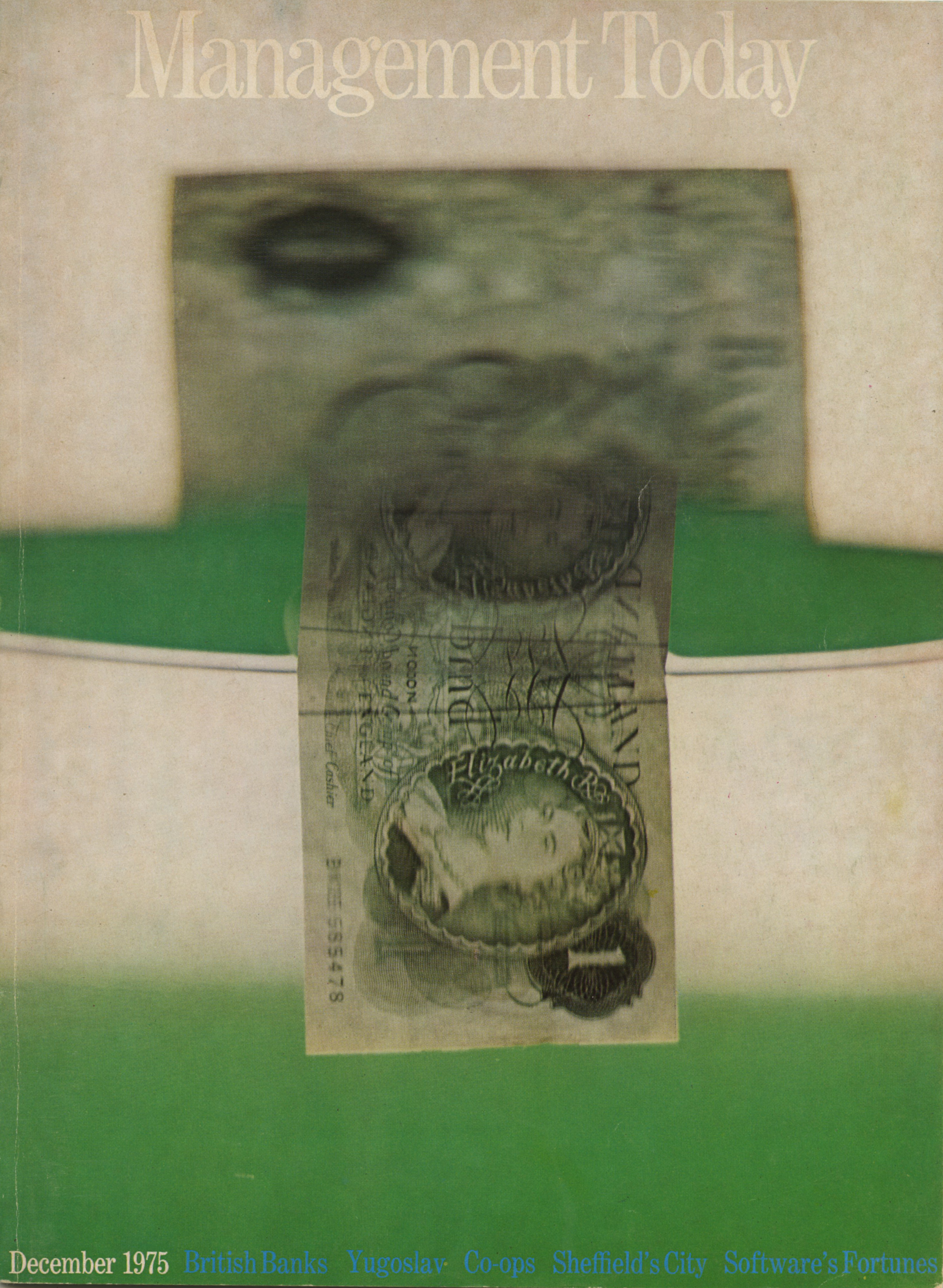 Lester Bookbinder, Management Today 'Green Pound'*-01