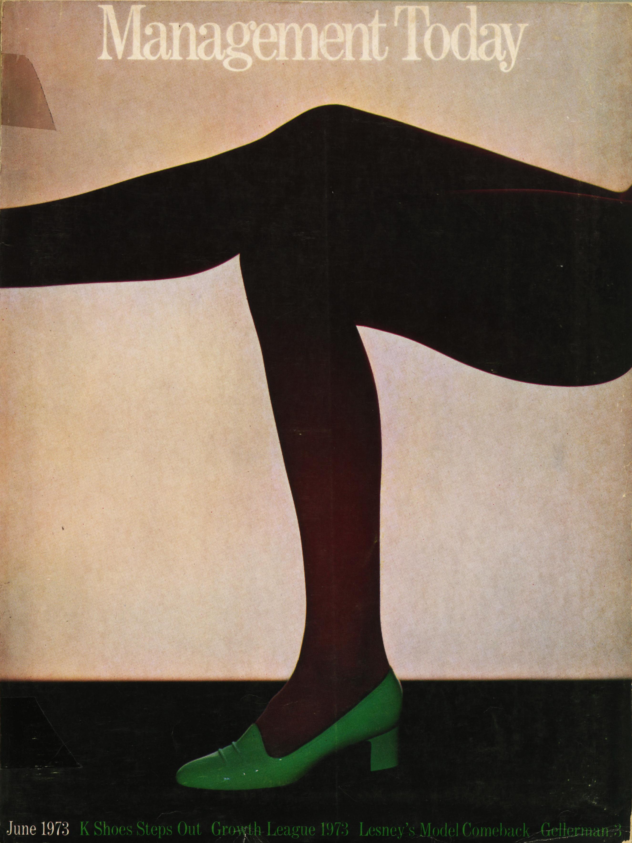 Lester Bookbinder, Management Today 'Green Shoe'**