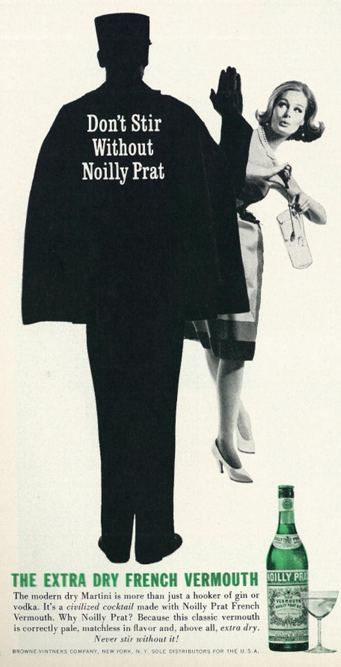 Lester Bookbinder, Noilly Prat 'Police 2' 1961