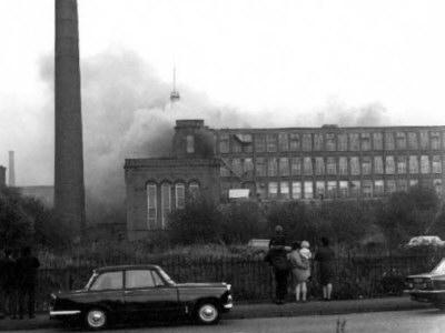Courtaulds Factory:Barney Edwards
