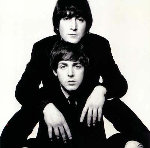 David Bailey 'Lennon & McCartney'