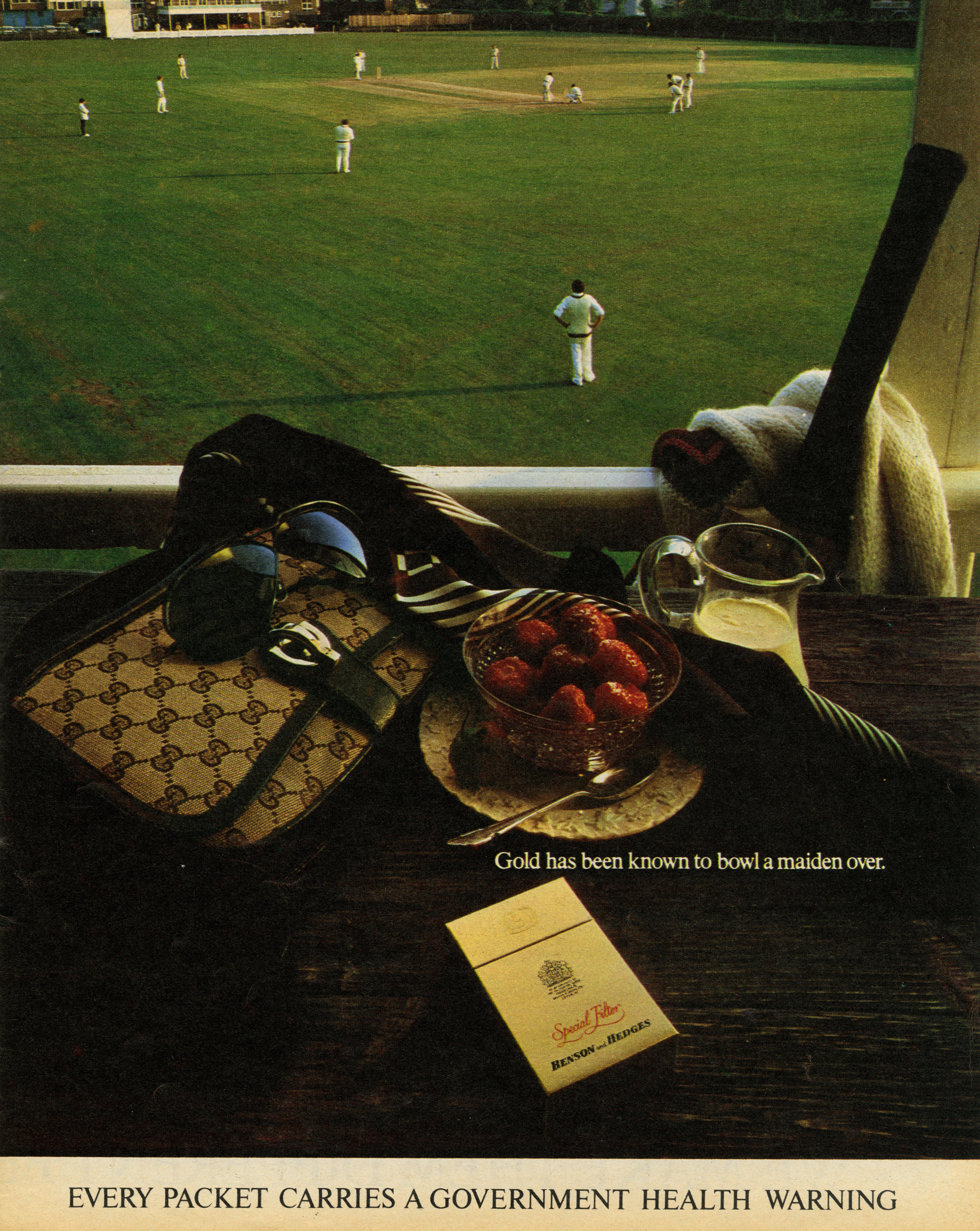 B&H Gold Box - 'Cricket', CDP-01