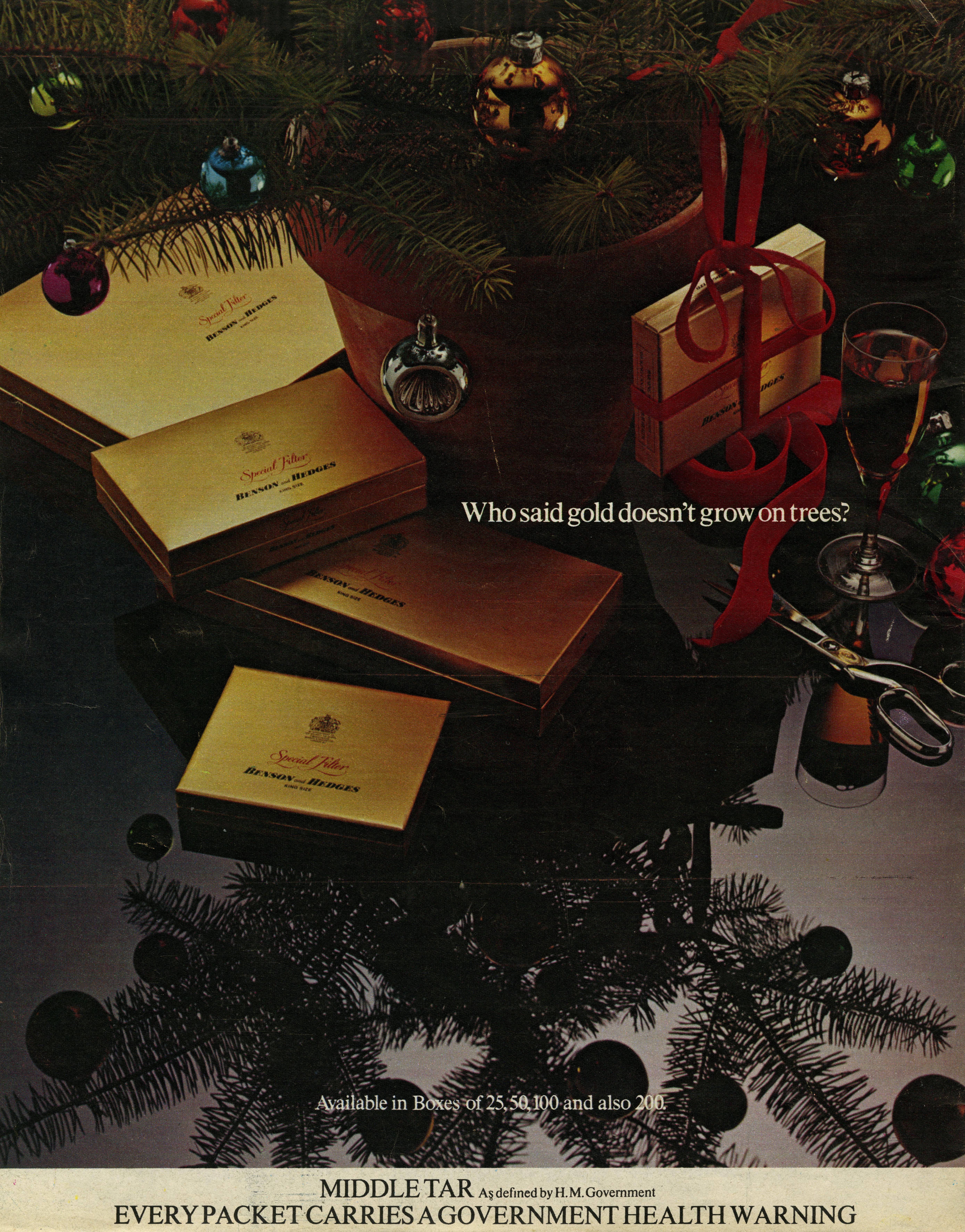 B&H Gold Box - 'Grow ON Trees', CDP-01