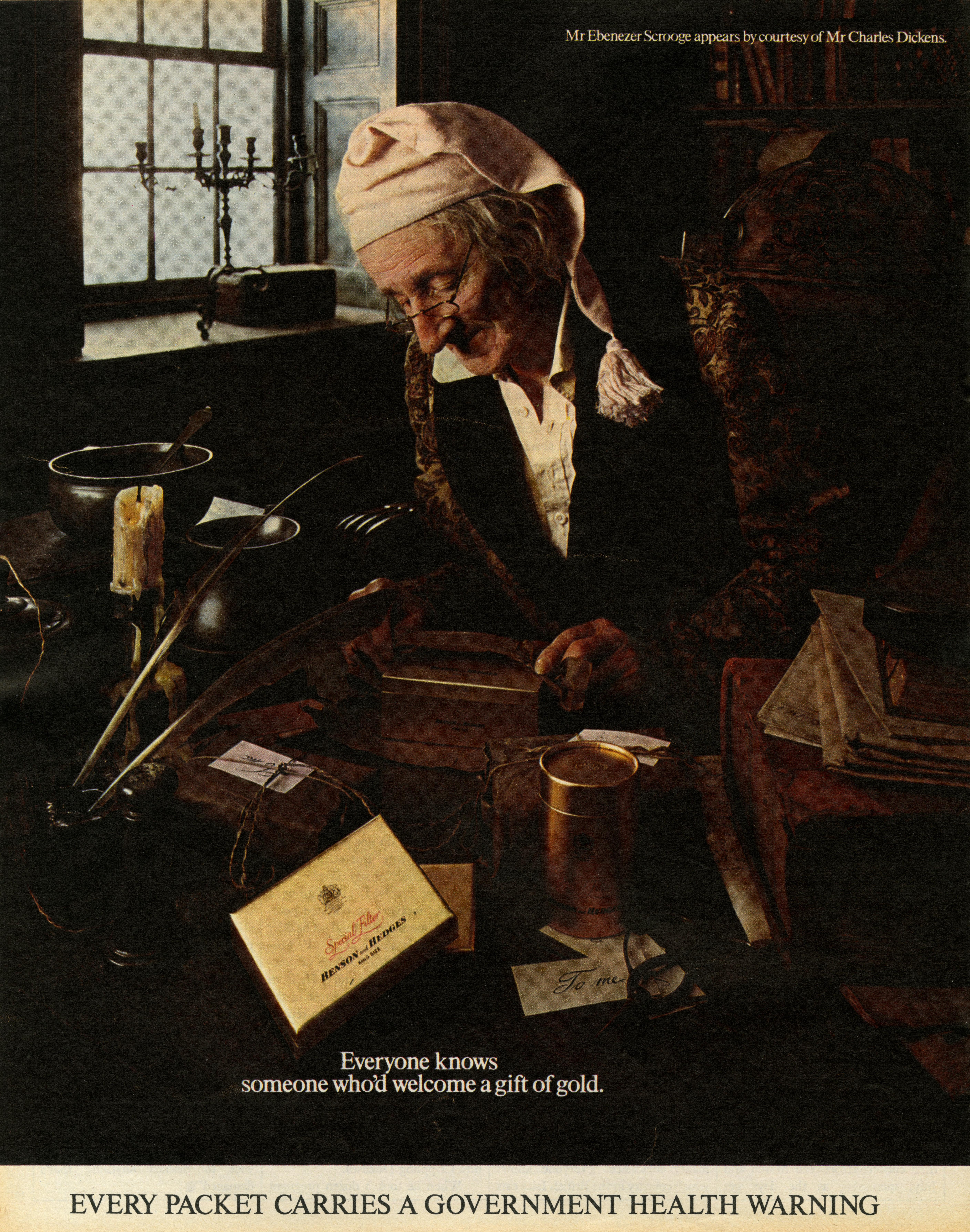 B&H Gold Box - 'Scrooge', CDP-01