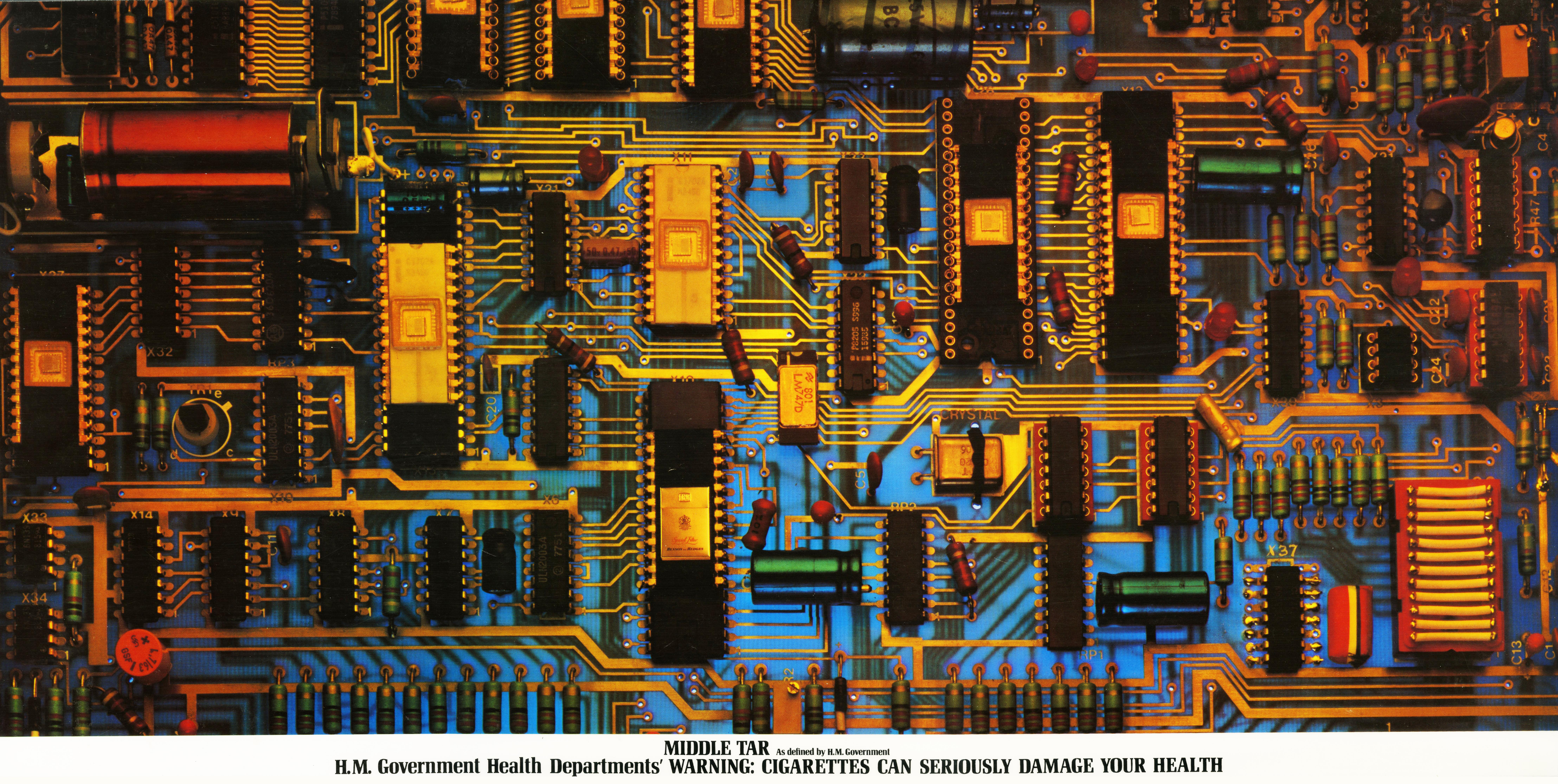 B&H, 'Circuit Board 1', Nigel Rose-71