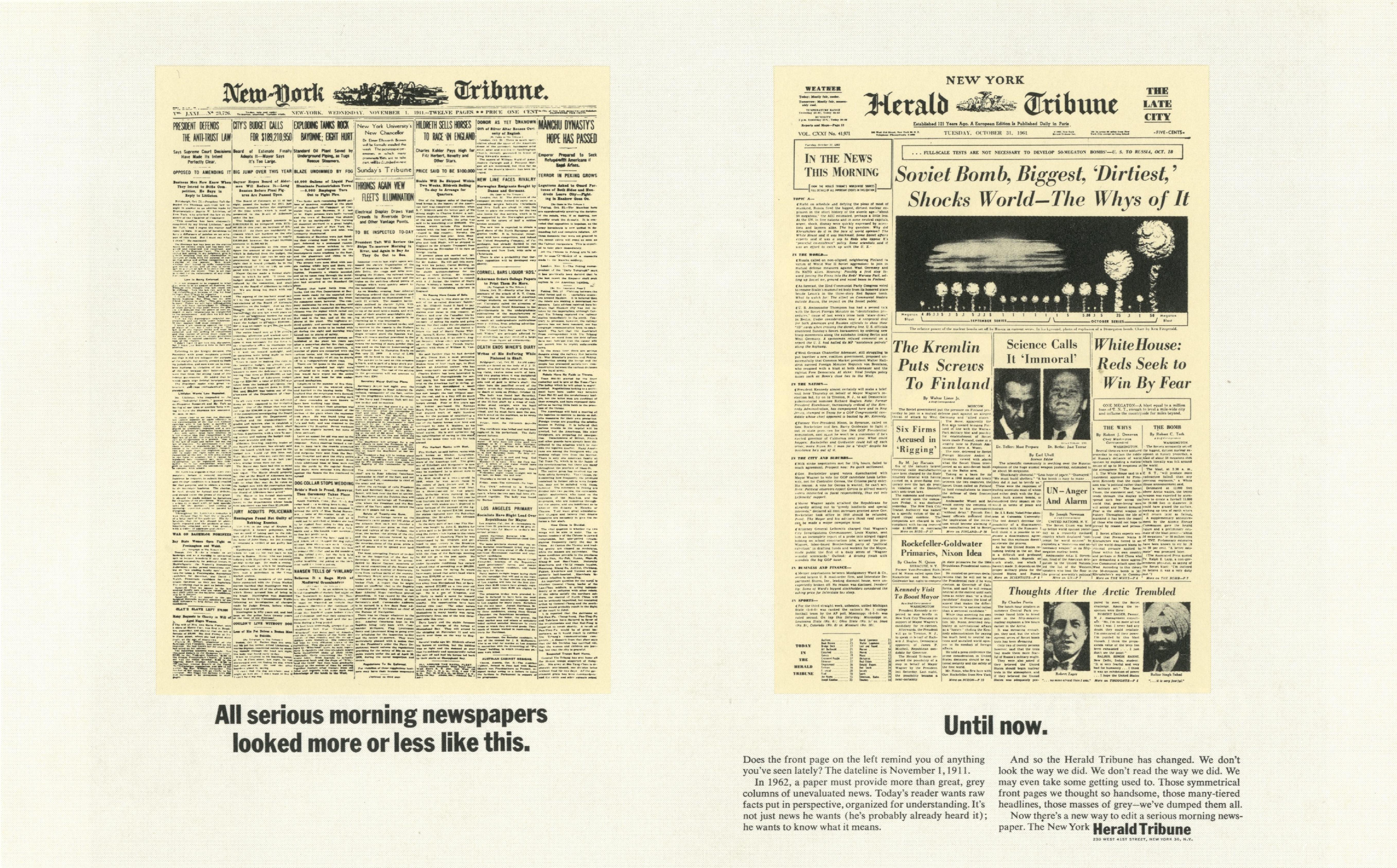 PKL2; Herald Tribune 'Serious'-01