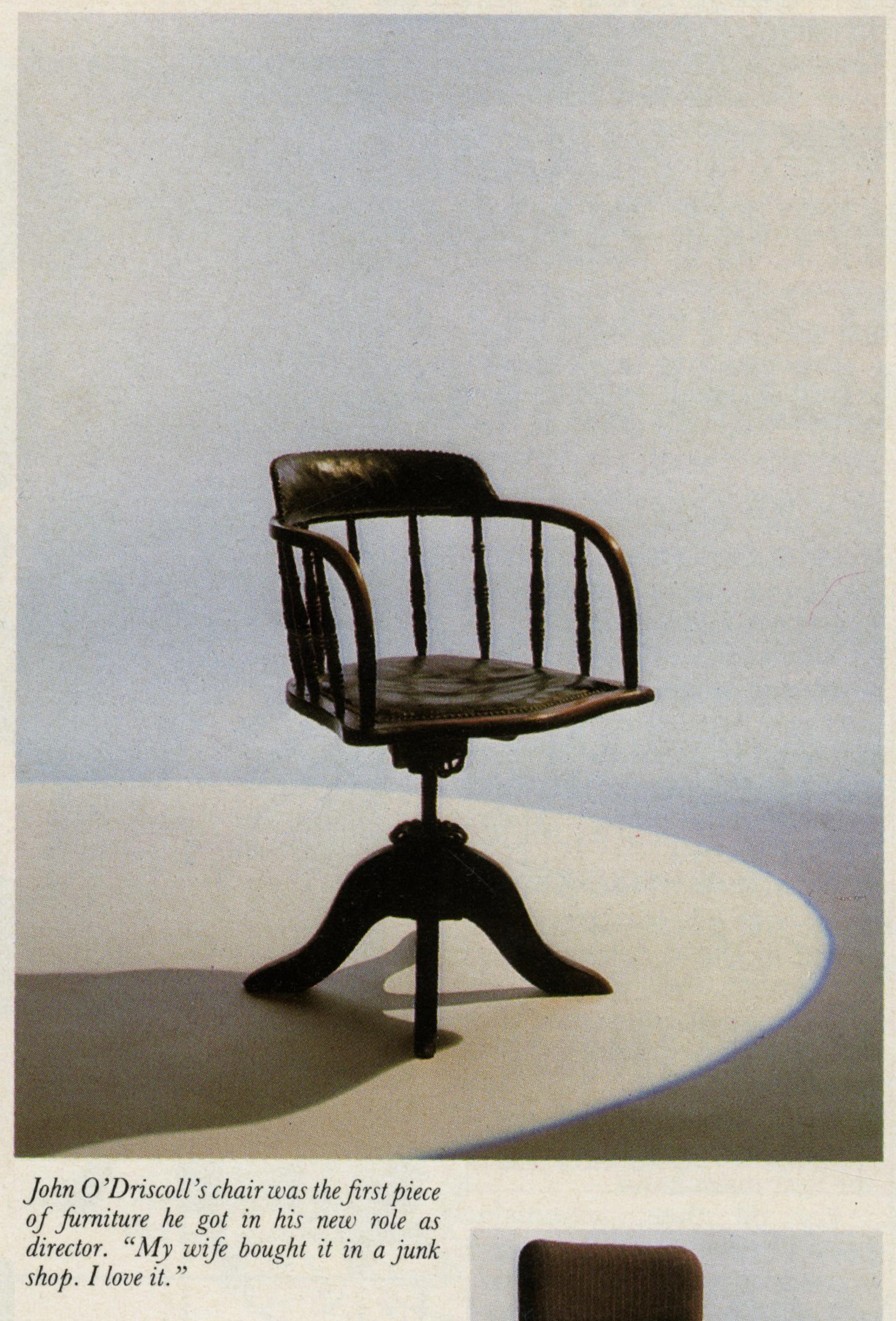 John O'D, Chair, Direction-01