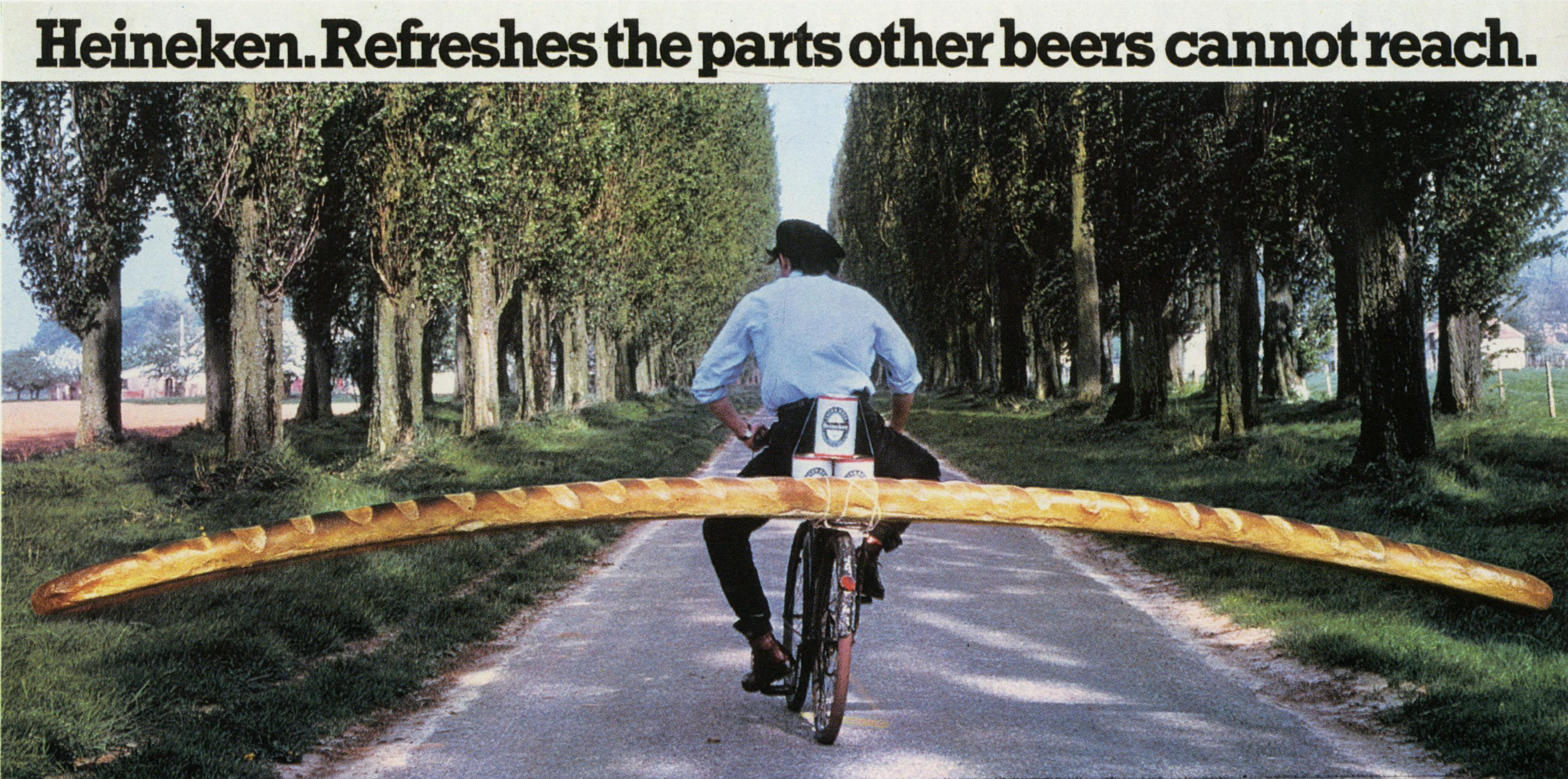 John O'D, Heineken 'French Loaf'-01