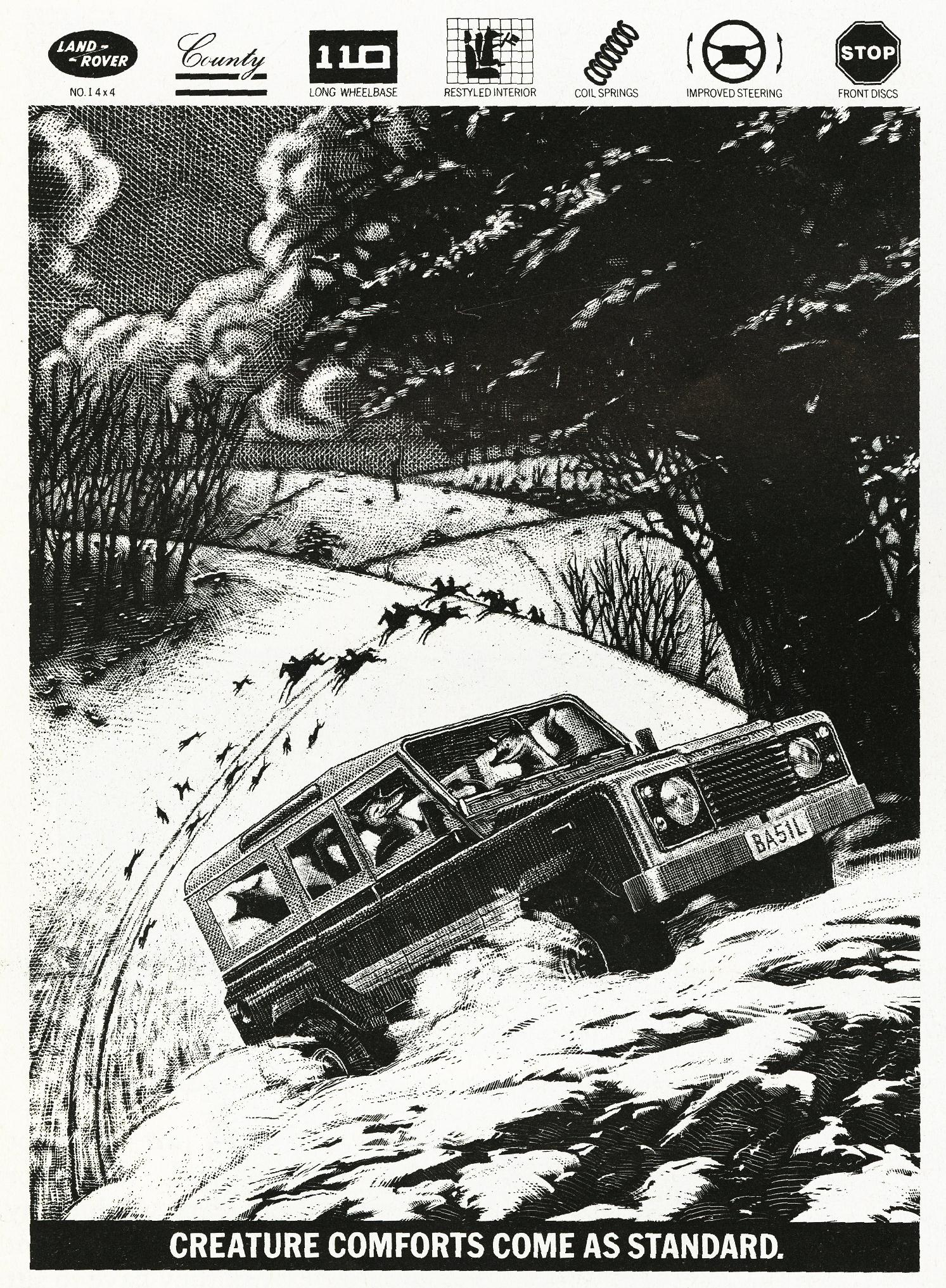Land Rover 'Creature', TBWA-01