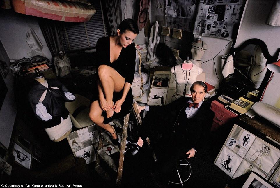 Art Kane 'Changing Room'