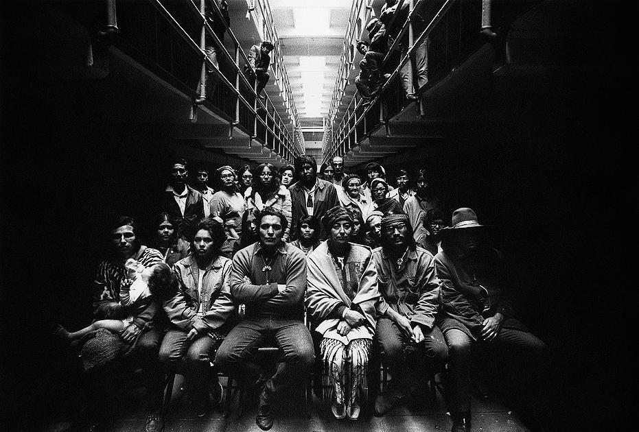 Art Kane 'Protest:Alcatraz Sit In'