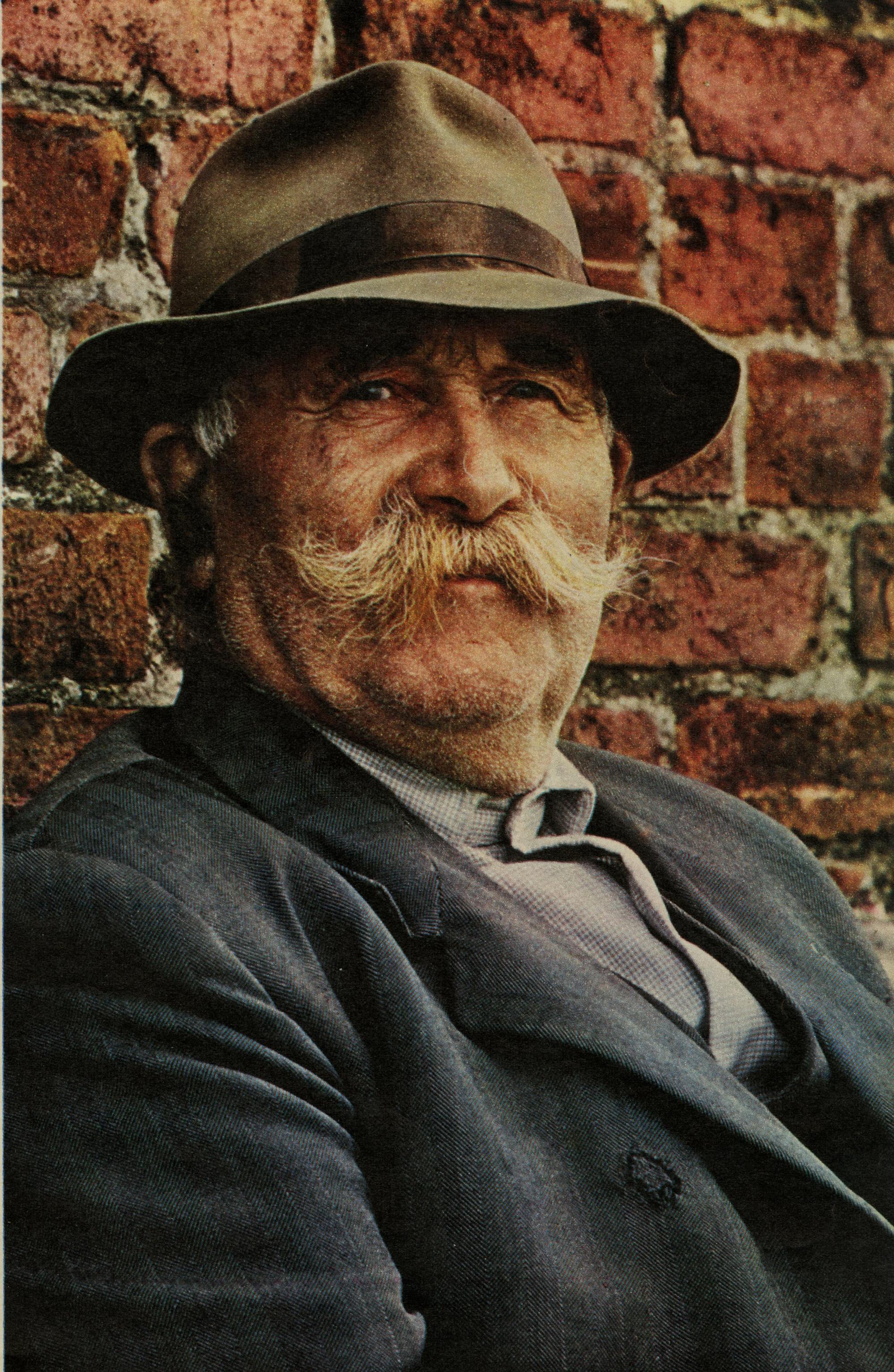 Robert Freson, 'Norfolk Man'-01