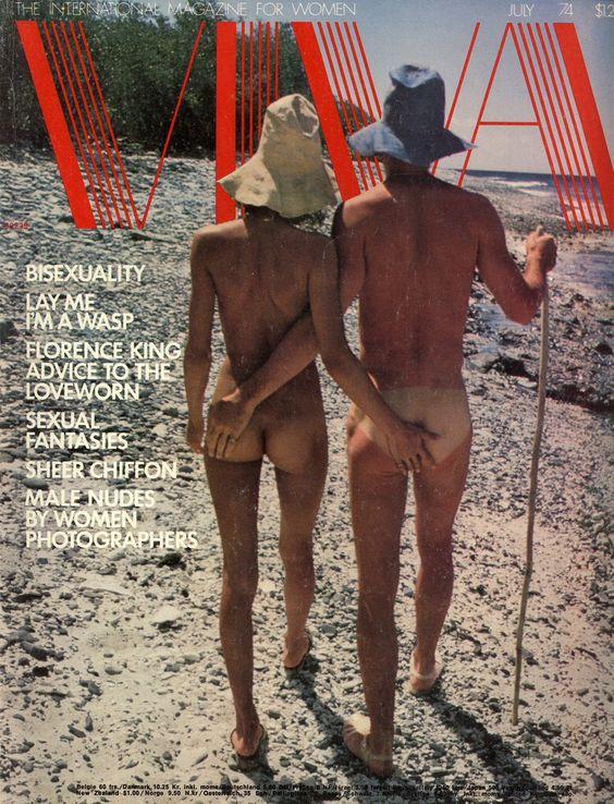 Art Kane, Viva Cover 'Nudists - July '74