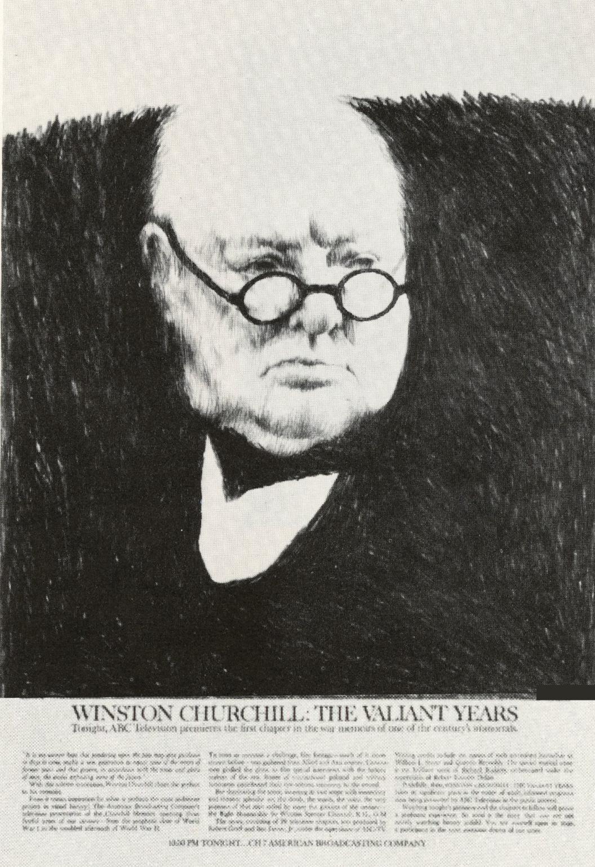 ABC 'Churchill', Sid Myers:Len Myers, DDB NY