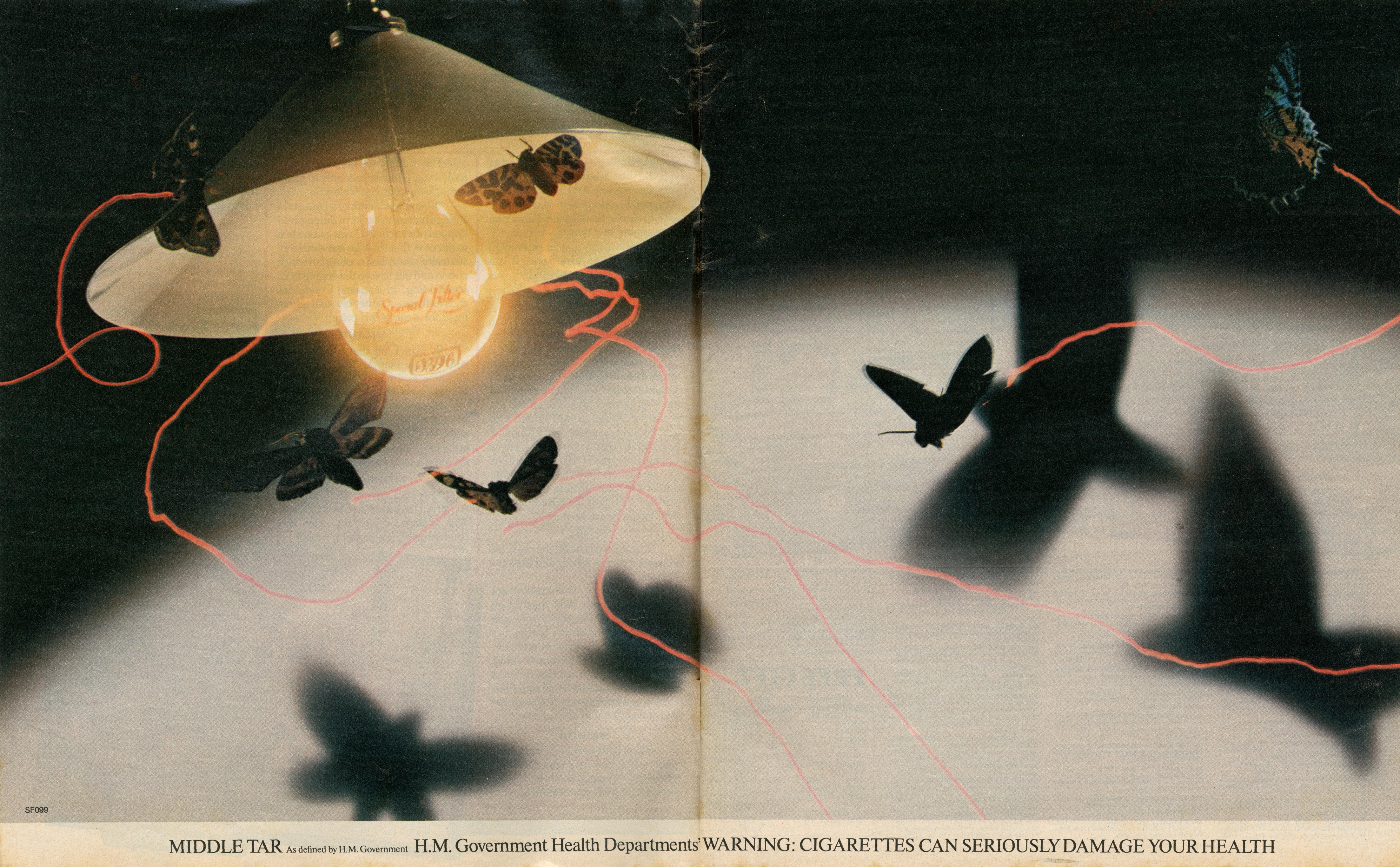 B&H 'Moth', Neil Godfrey, CDP-01