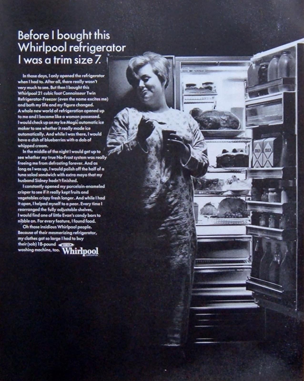 Whirlpool 'Size 7', Evan Stark, DDB NY1968