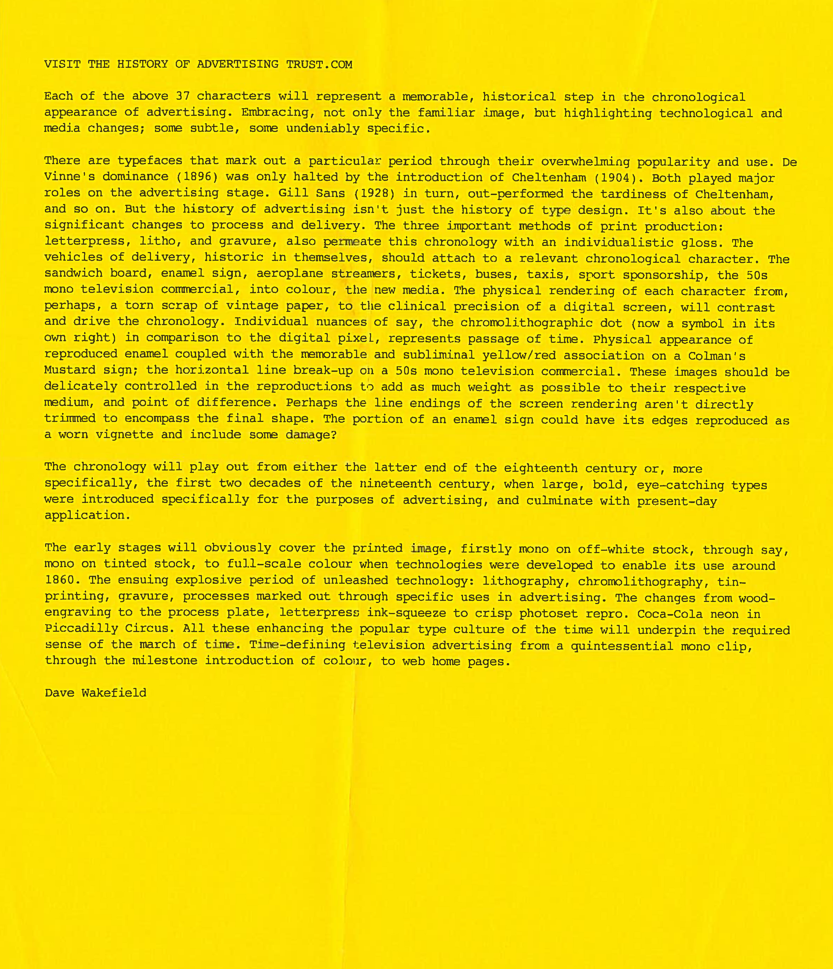 Dave Wakefield letter-01