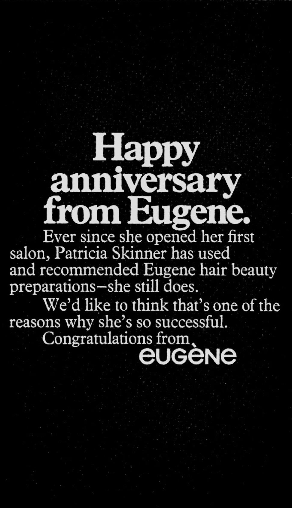 Eugenie, John O'Driscoll