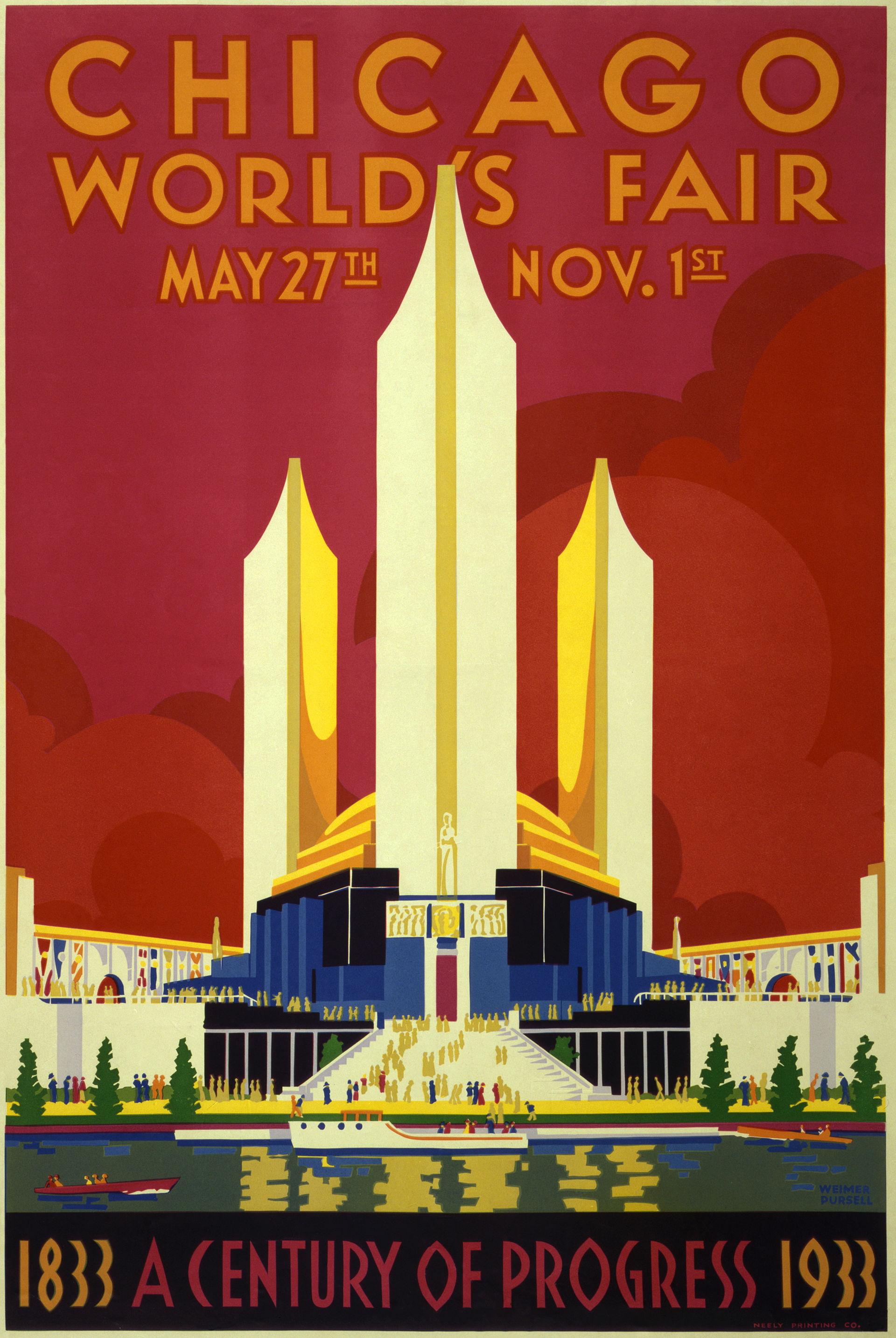Chicago World's Fair 1933 2