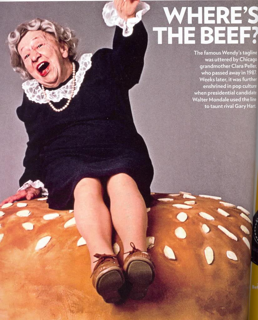 Joe Sedelmaier 'Where's The Beef' 3