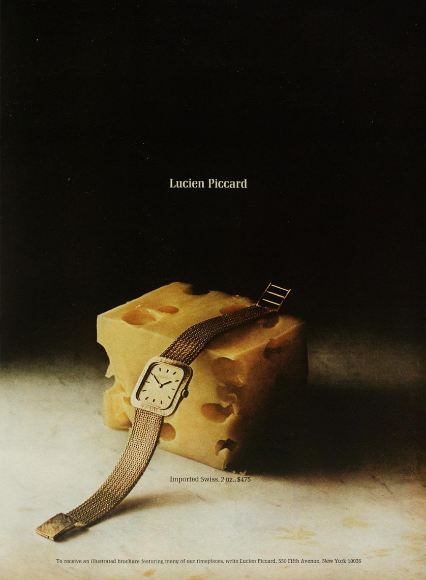 Phil Marco 'Lucien Piccard 'Block'