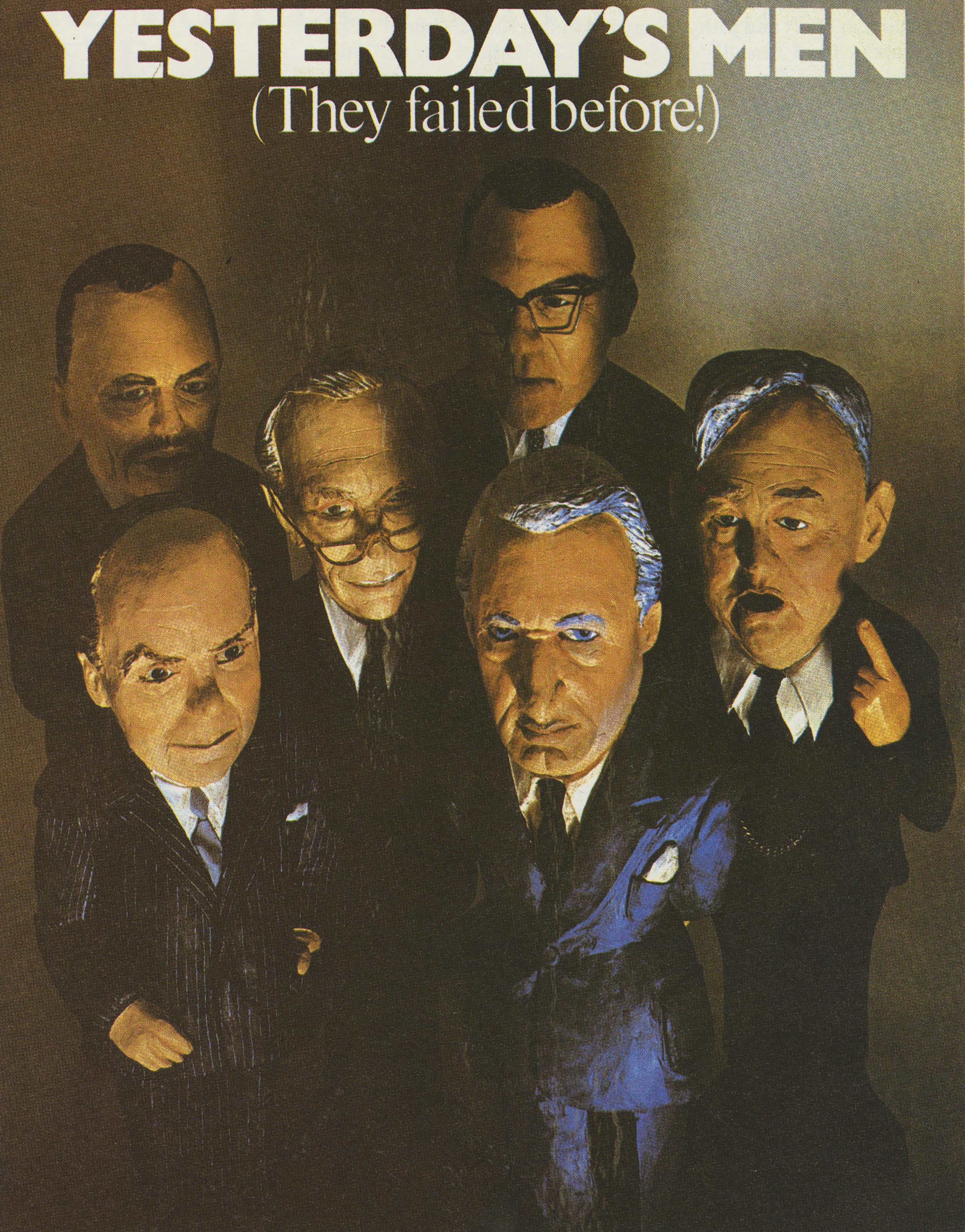 Labour 'Yesterdays Men', KMP-01