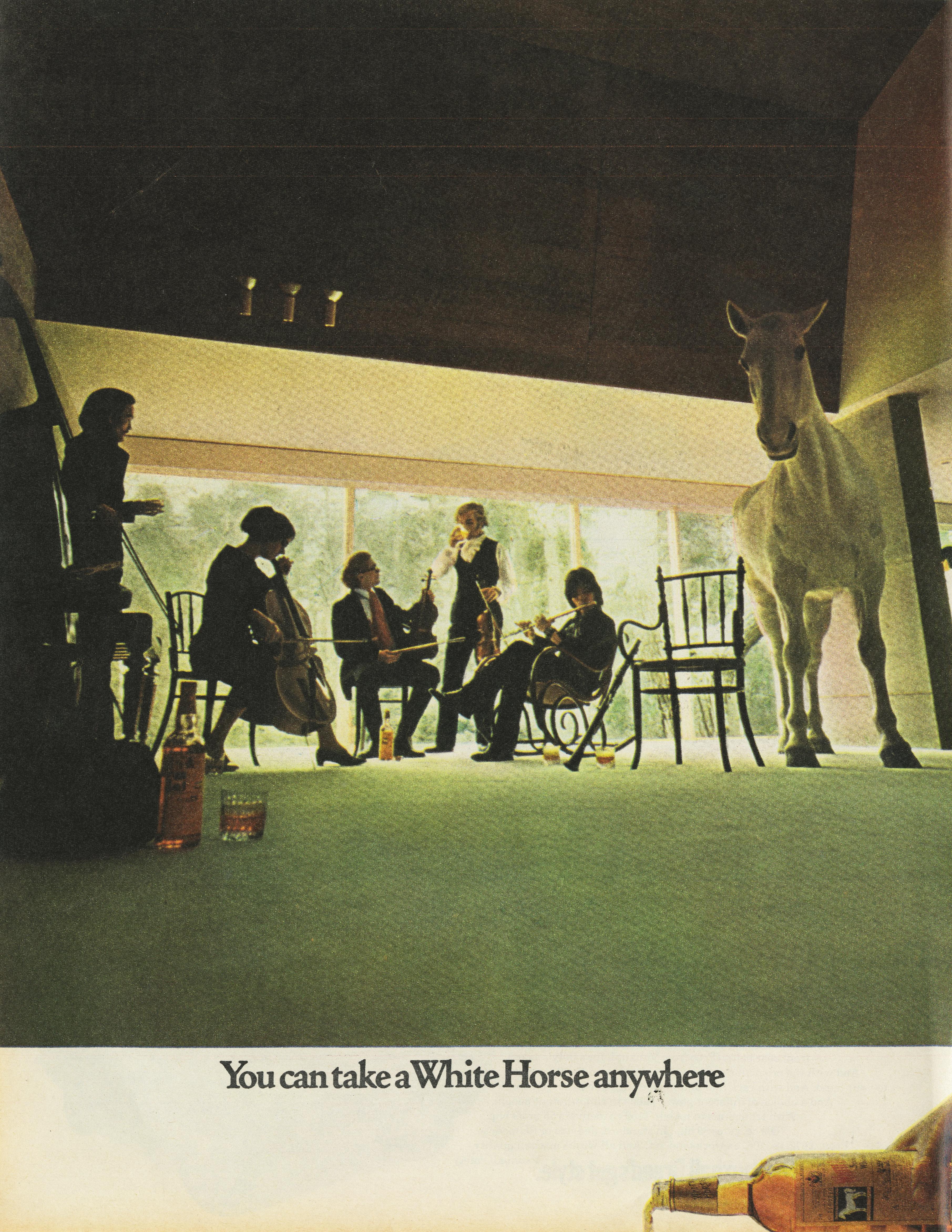 White Horse 'Band', KMP-01