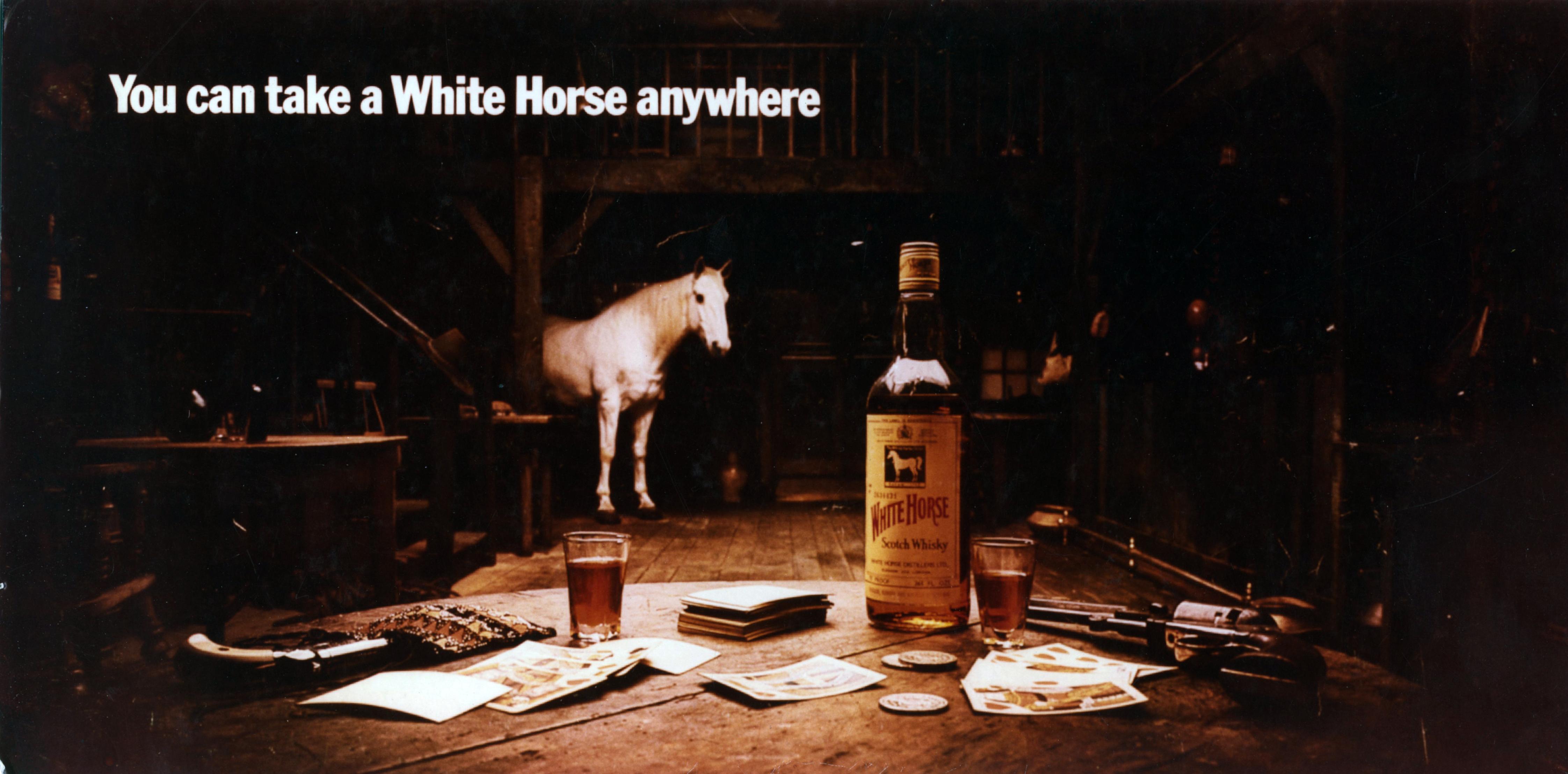 White Horse 'Bar*', David Holmes, KMP-01