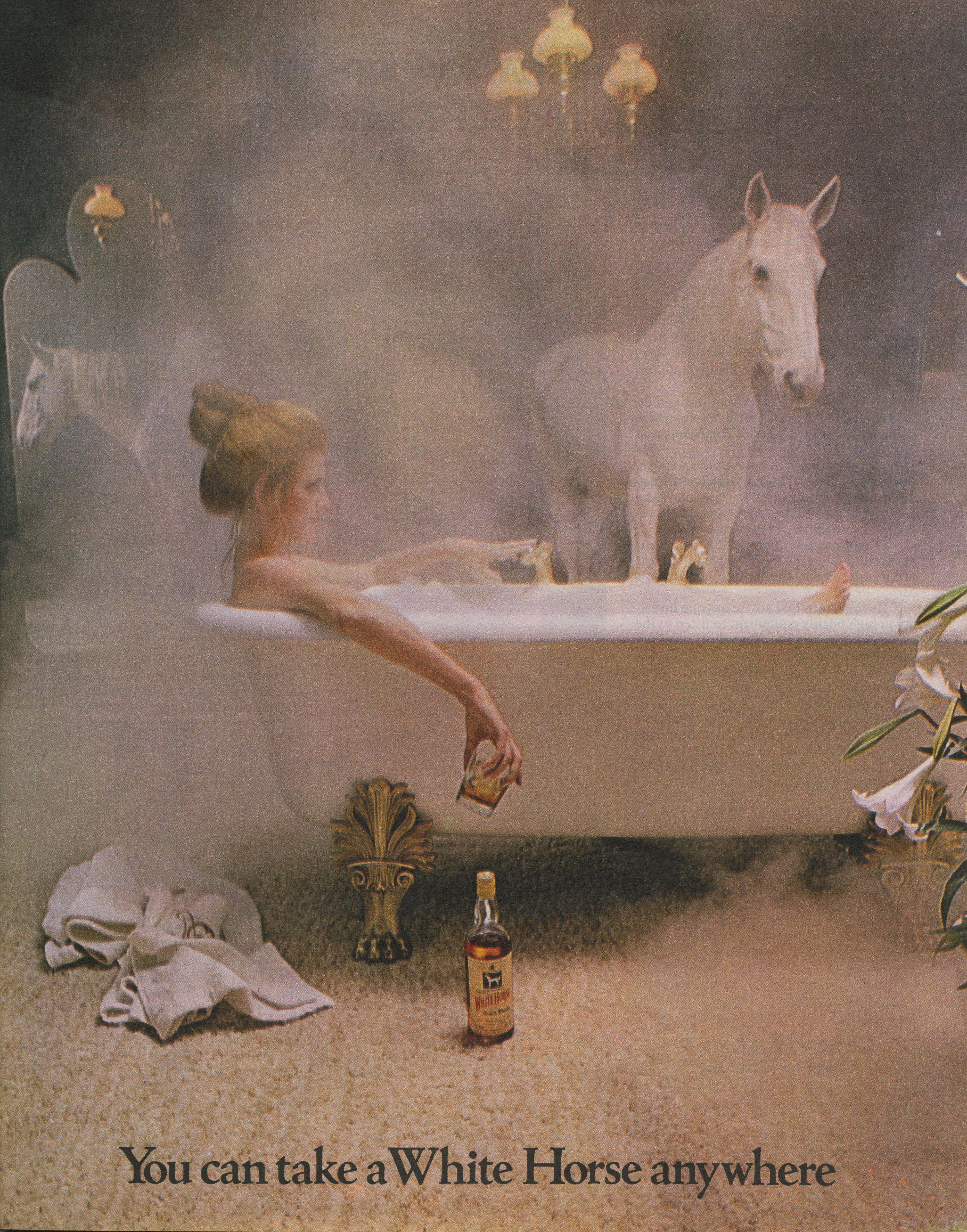 White Horse 'Bath', KMP-01