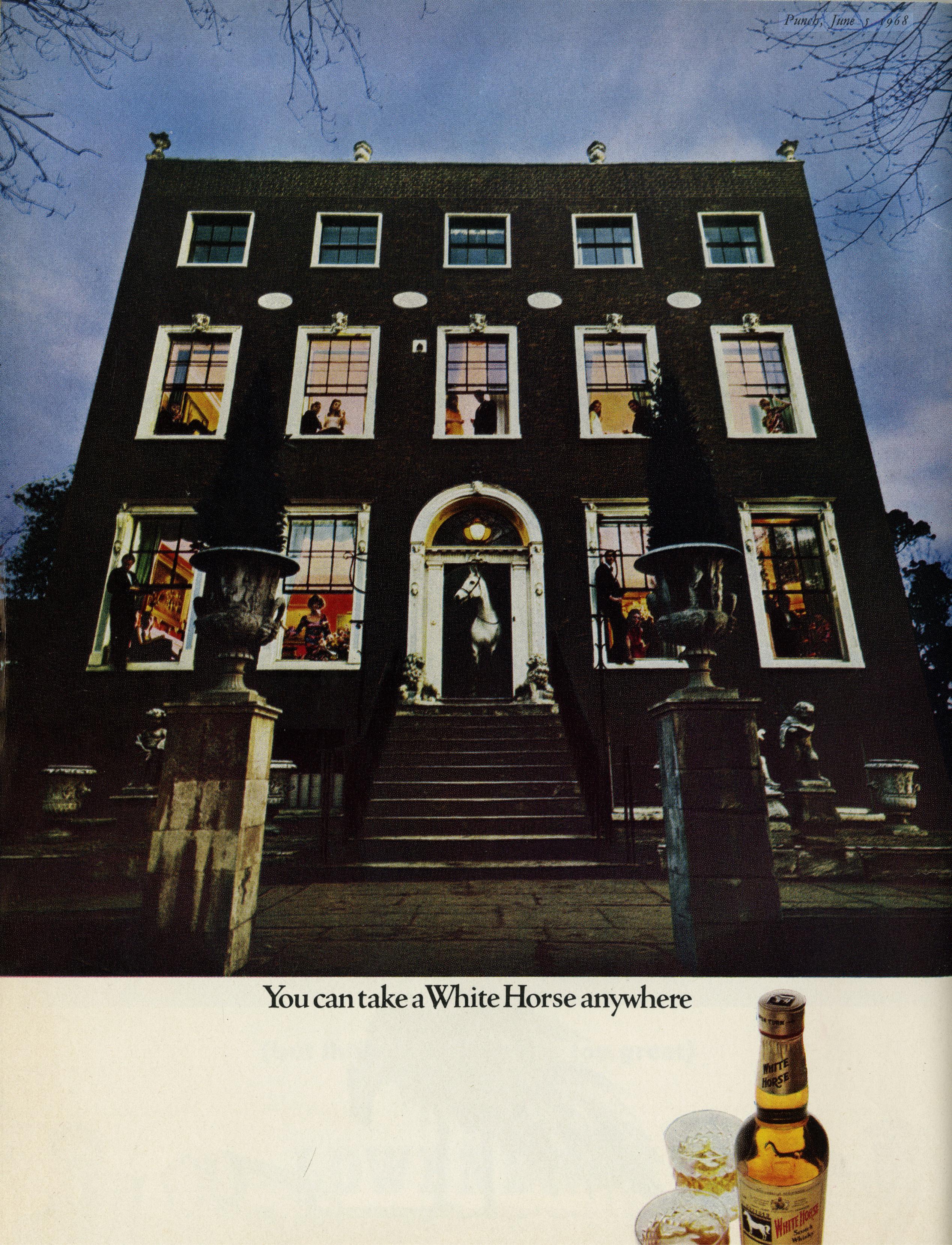 White Horse 'House Party', KMP-01