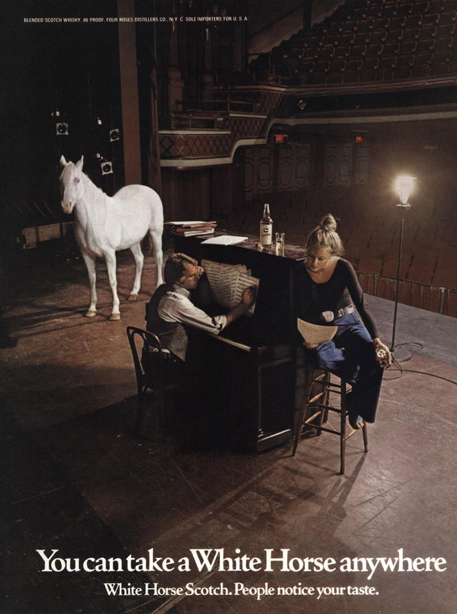 White Horse 'Stage'