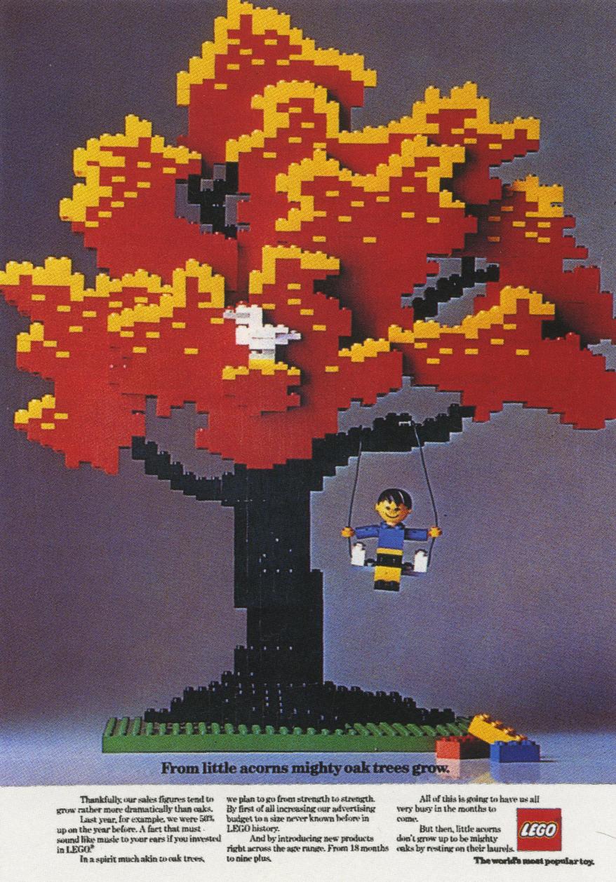 'From Little Acorns' Lego, John Hegarty, TBWA-01.jpg