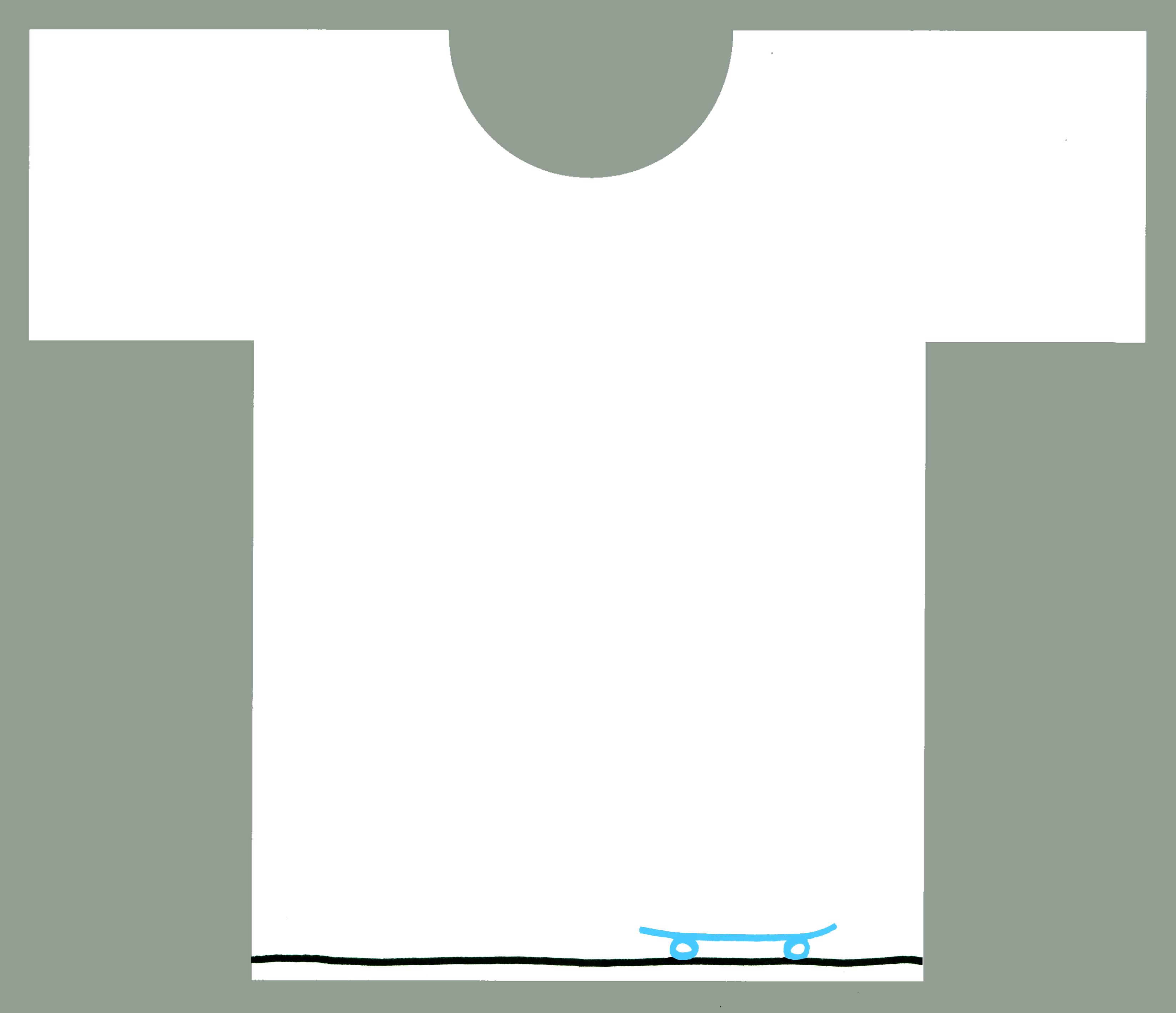 19. 'Stitch skating' Howies T-Shirt, DHM.jpg