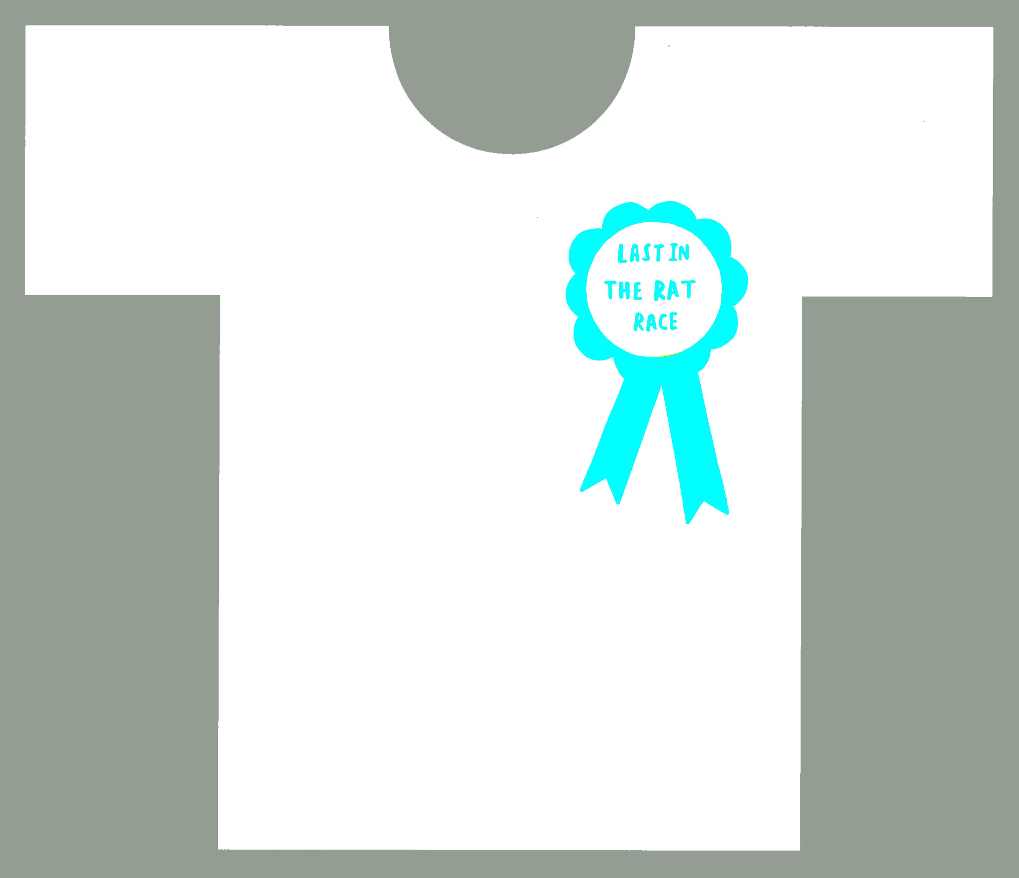 23. 'Rat race' Howies T-Shirt, DHM.jpg