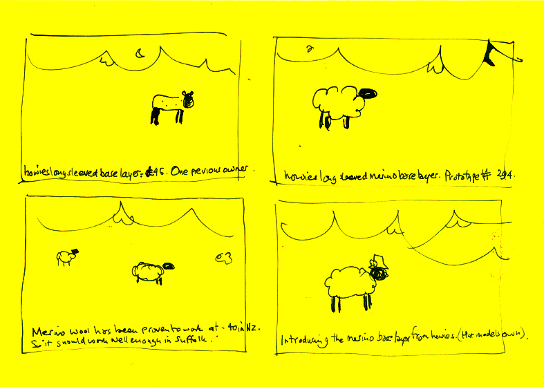 '4 x Merino Roughs' Howies, DHM, Rough.jpg