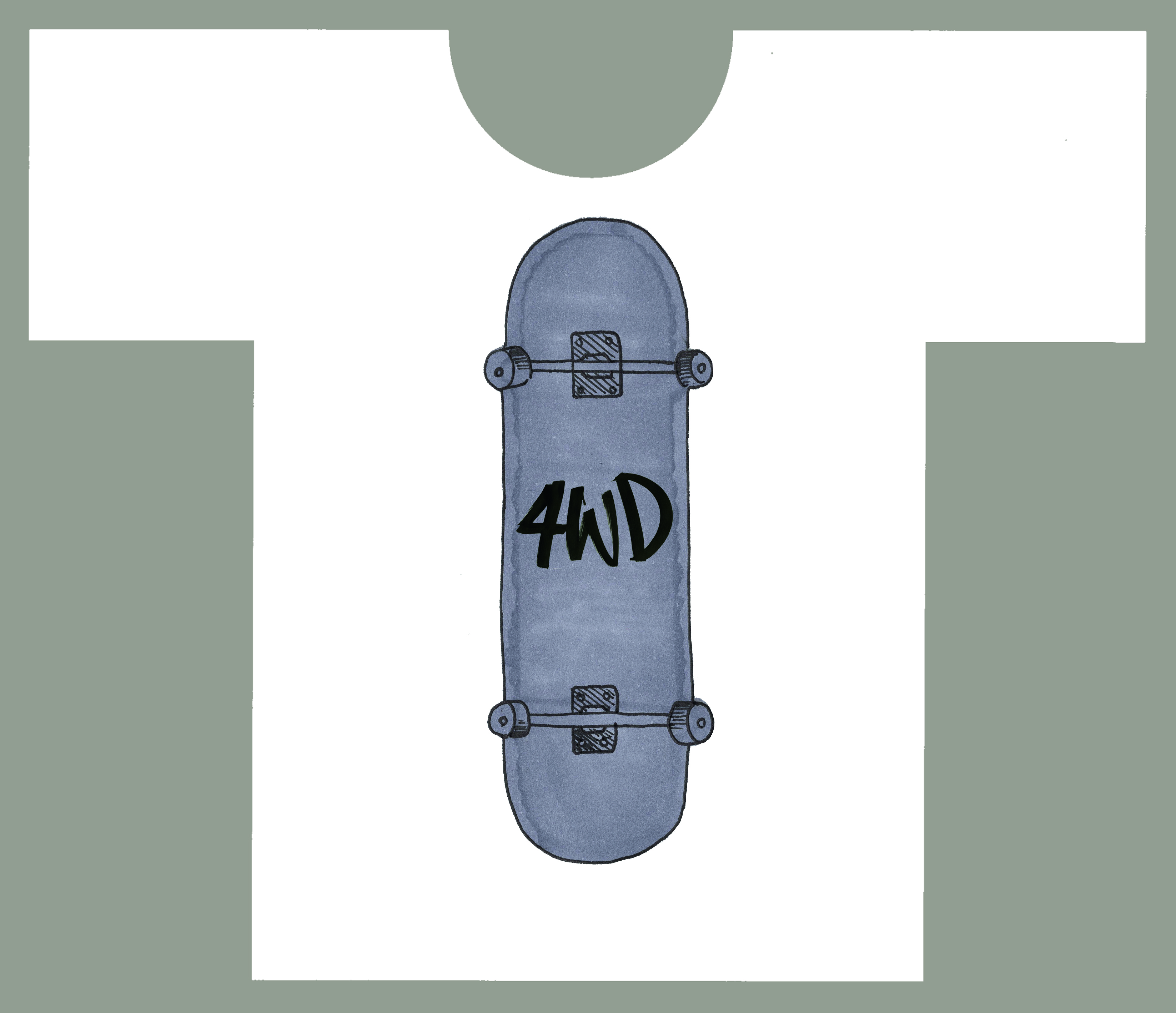 4. '4WD' Howies T-Shirt, DHM.jpg