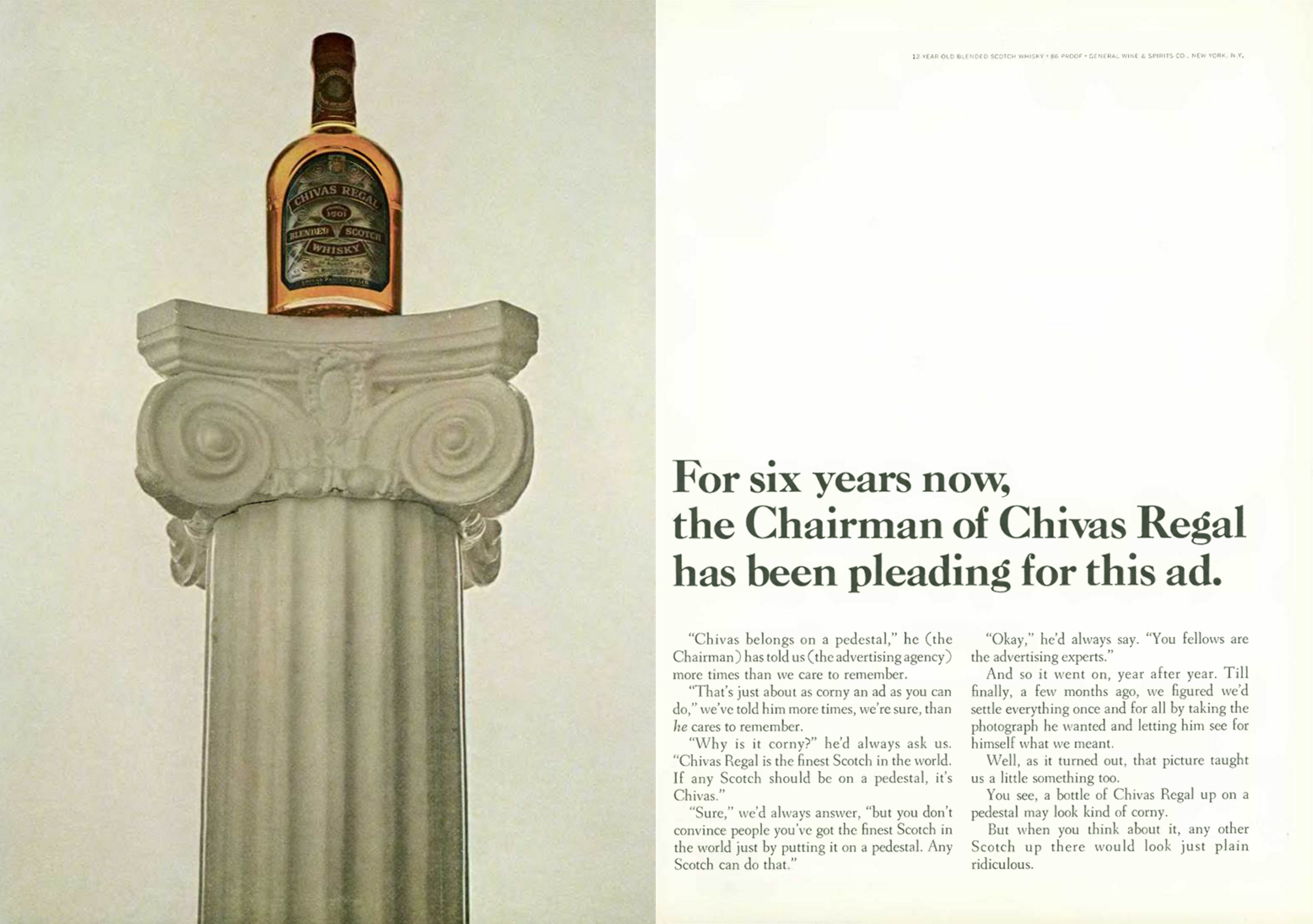 6. 'For Six Years'  Chivas Regal, DDB NY.png