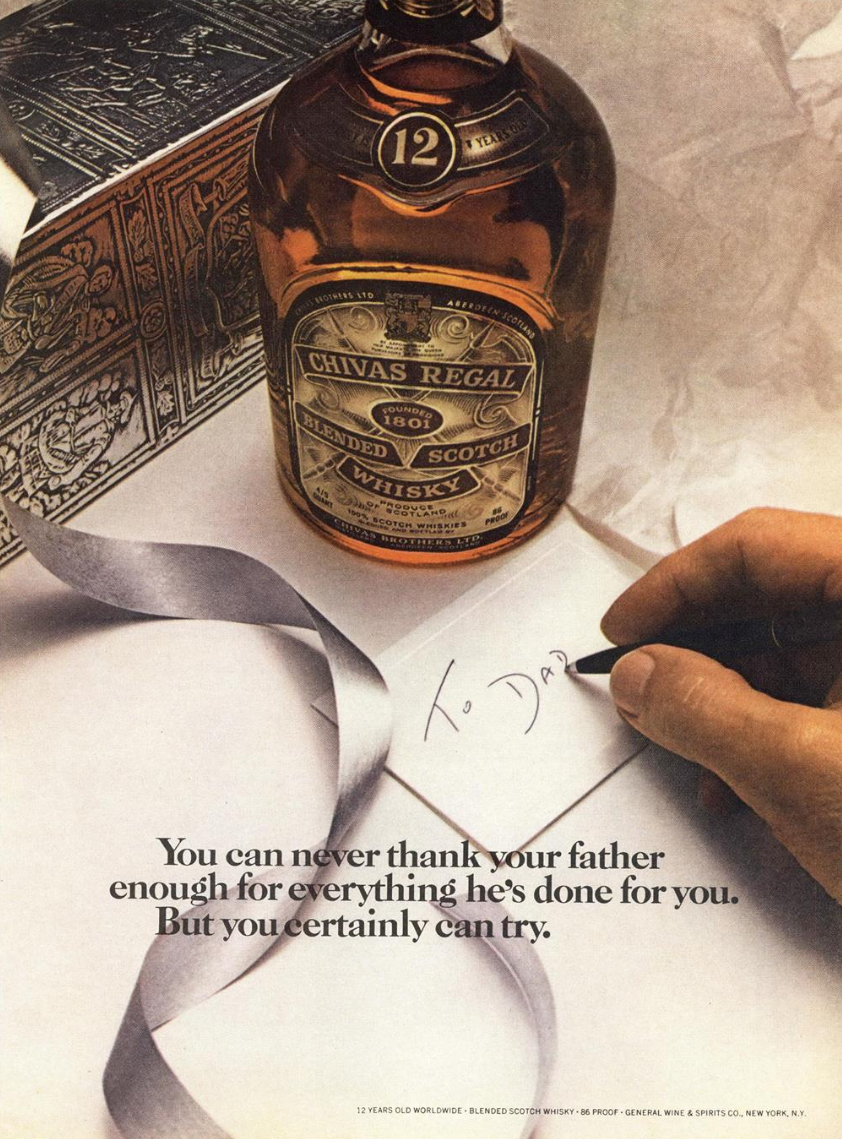 6. 'You Can Never' Chivas Regal, DDB NY.png