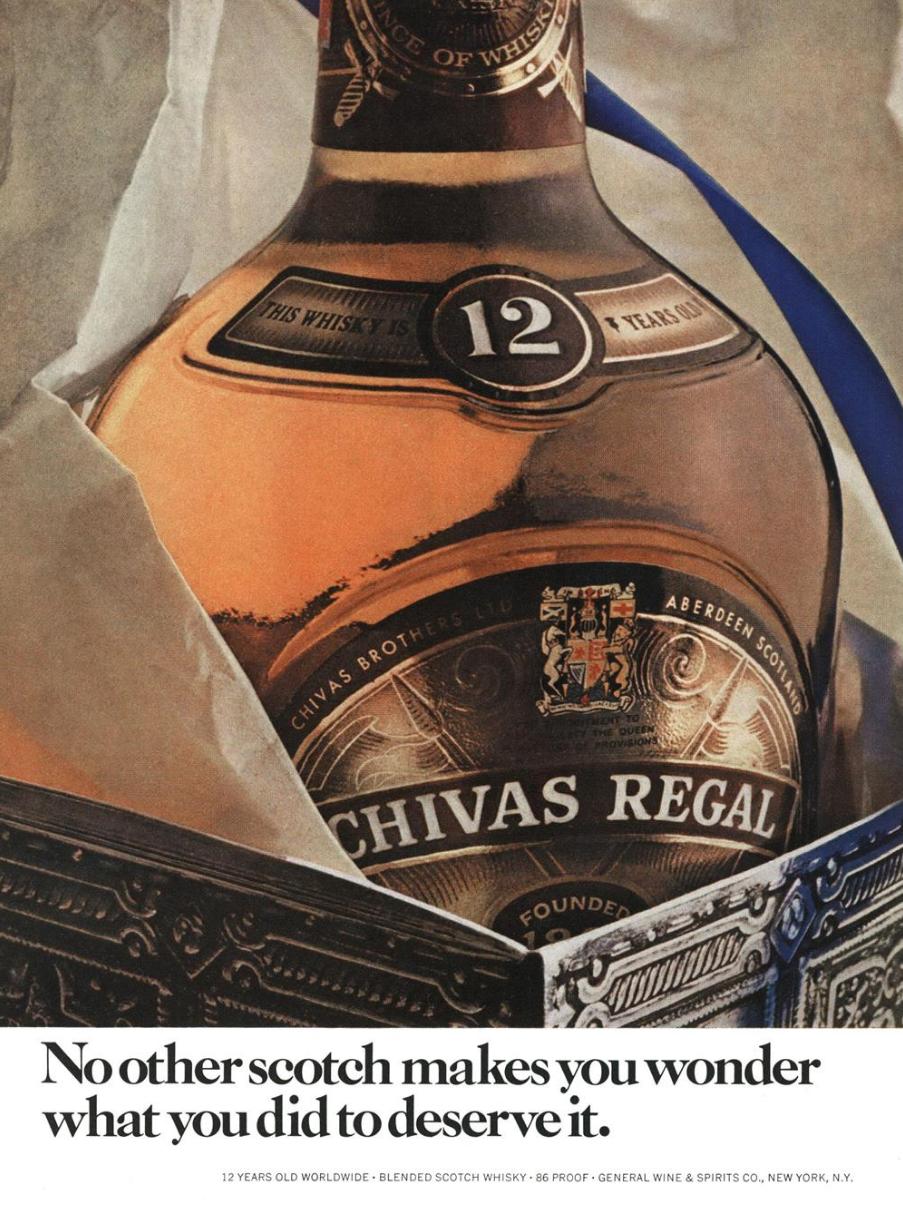 8. 'No Other Scotch' Chivas Regal, DDB NY.png
