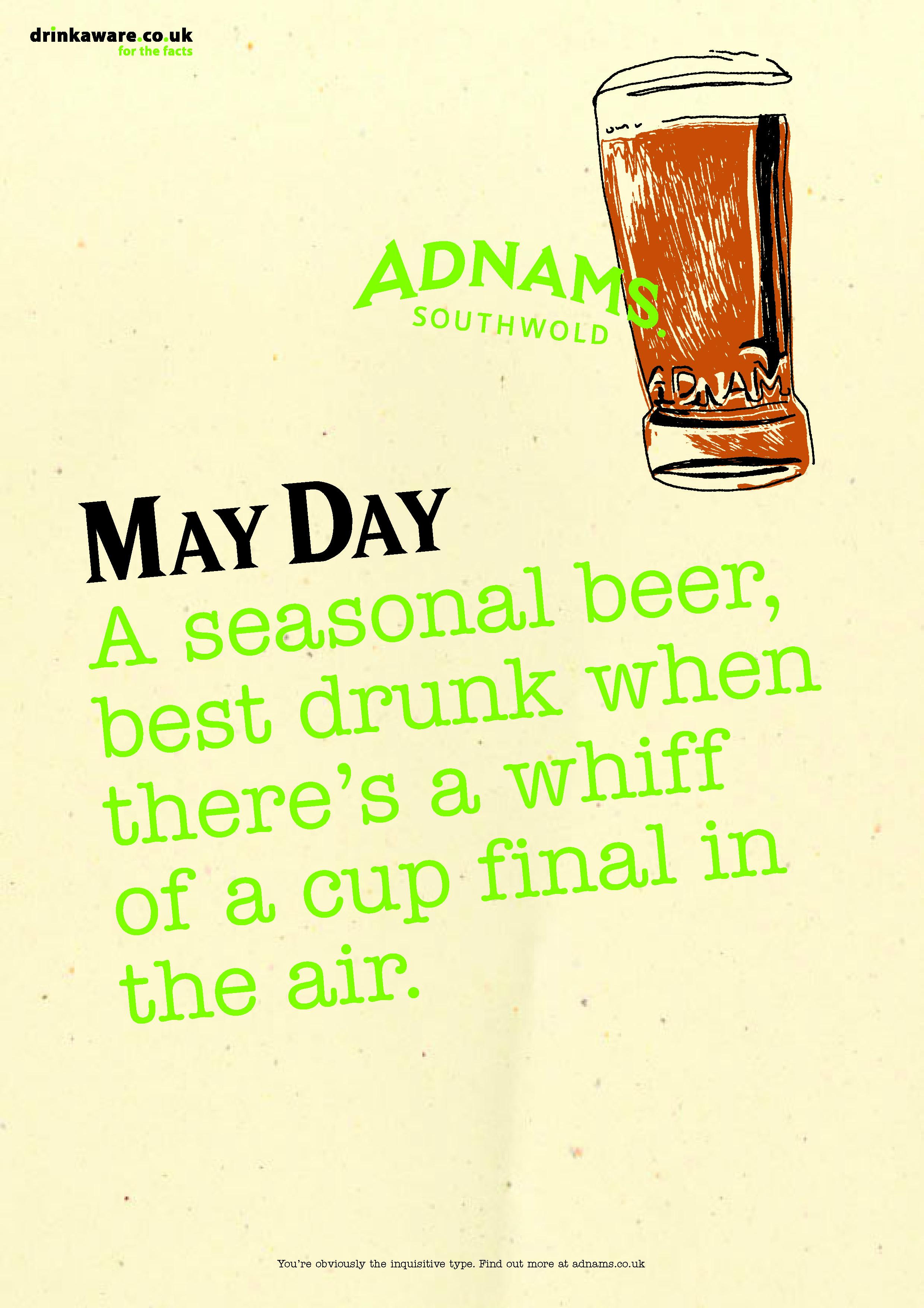 'A Seasonal Beer' Mayday, Adnams 2.jpg