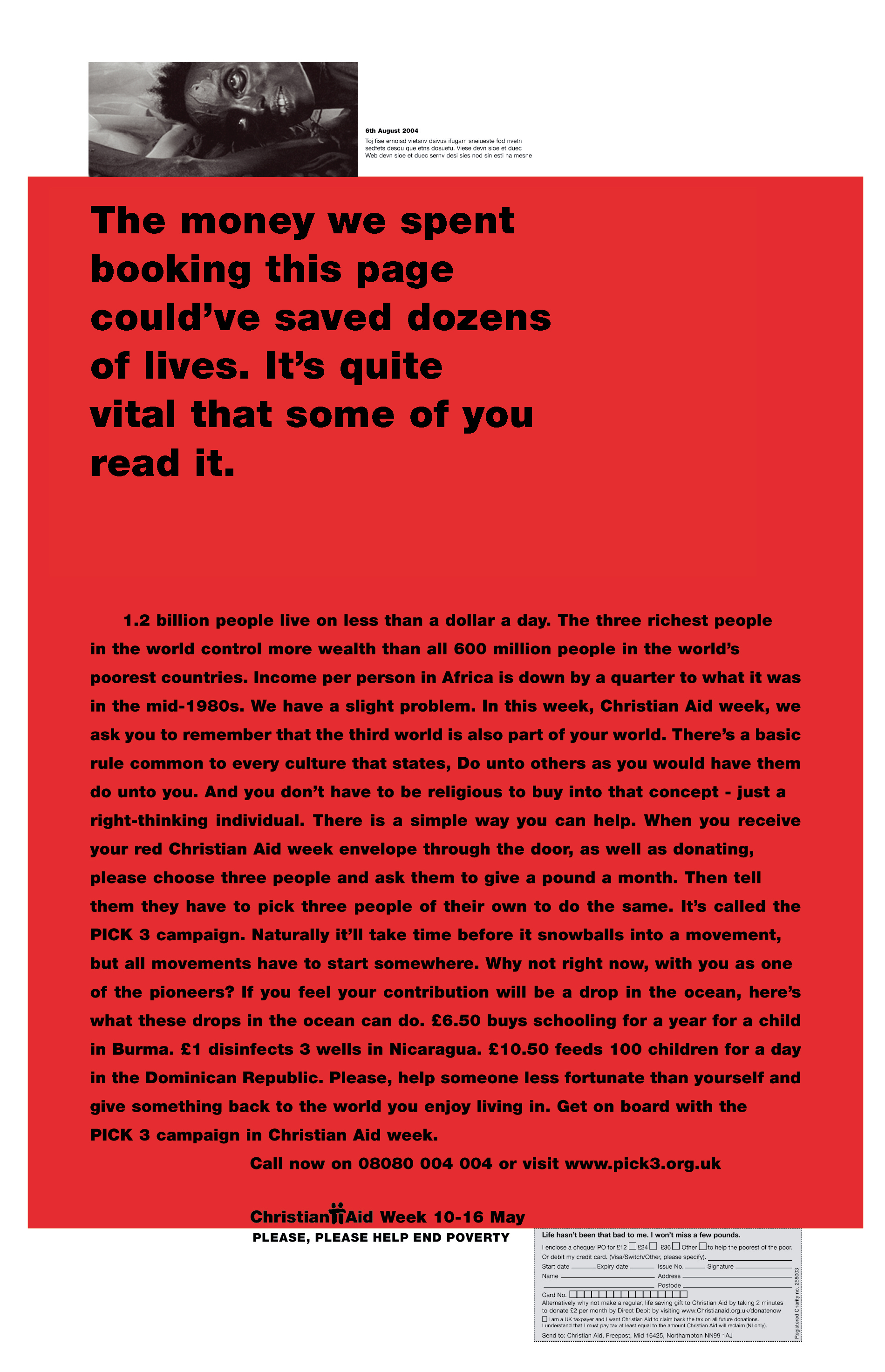 Christian Aid, RED, 'The Money We Spent', CDD*-01.jpg