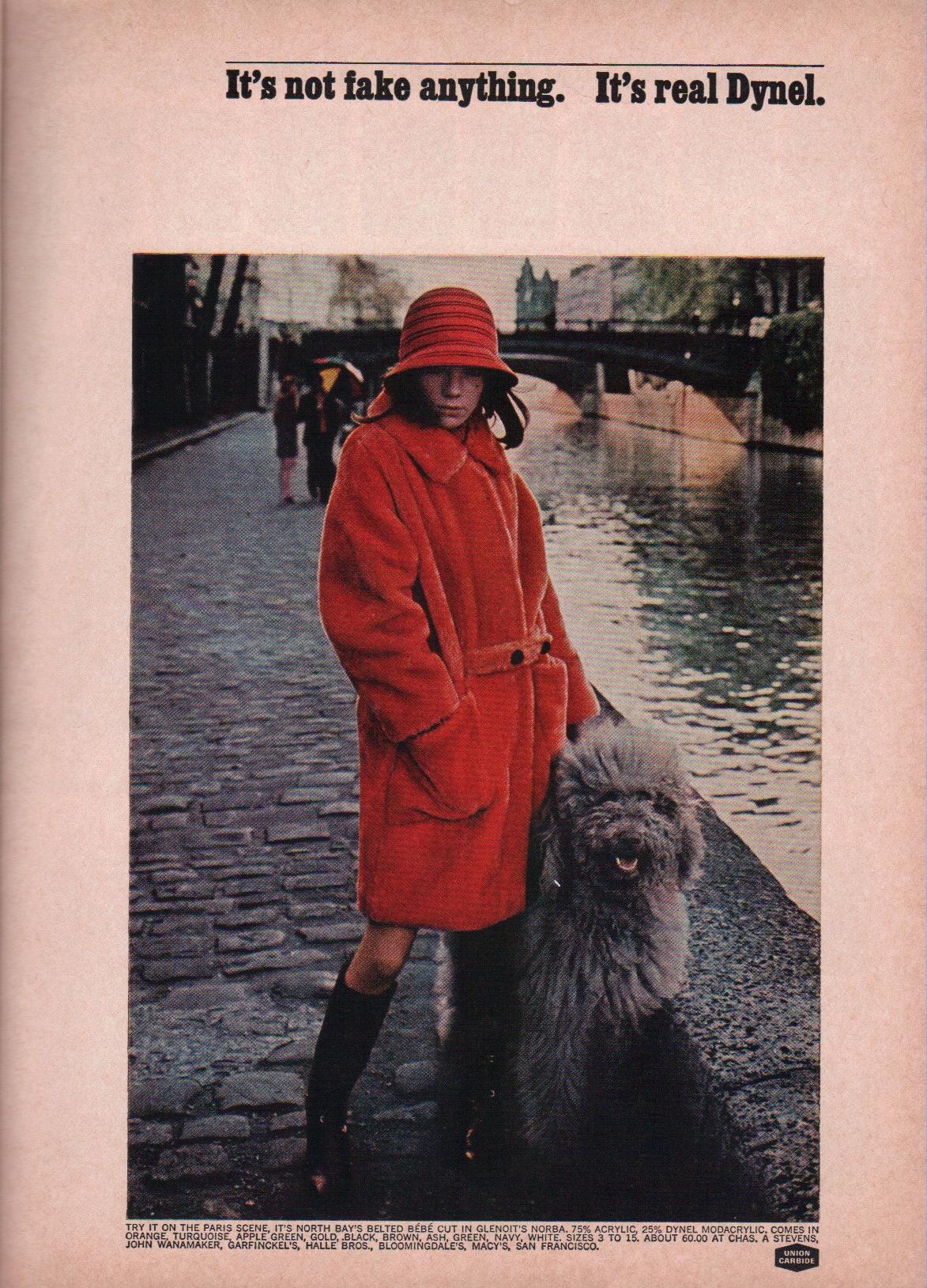 Jane Trahey, Dynel  'Red'.jpg