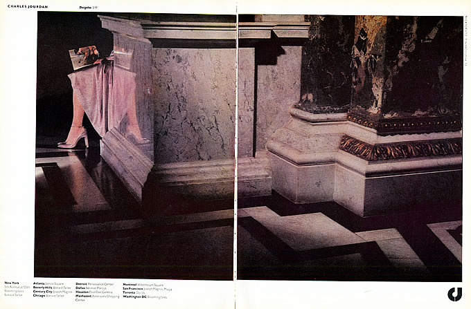 'Marble', Charles Jourdan, Guy Bourdain.jpg