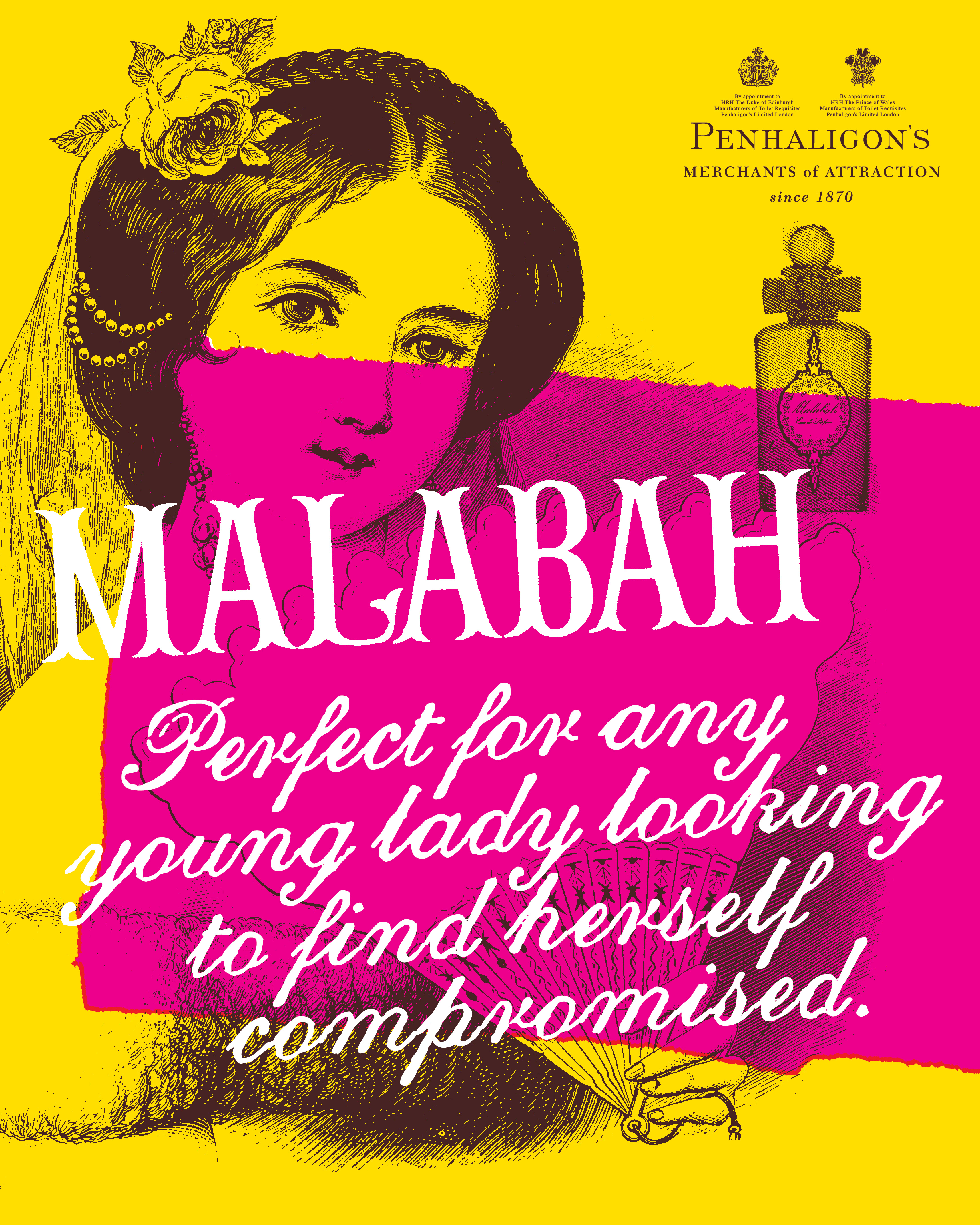 'Perfect For - Malabah' Penhaligon's, DHM
