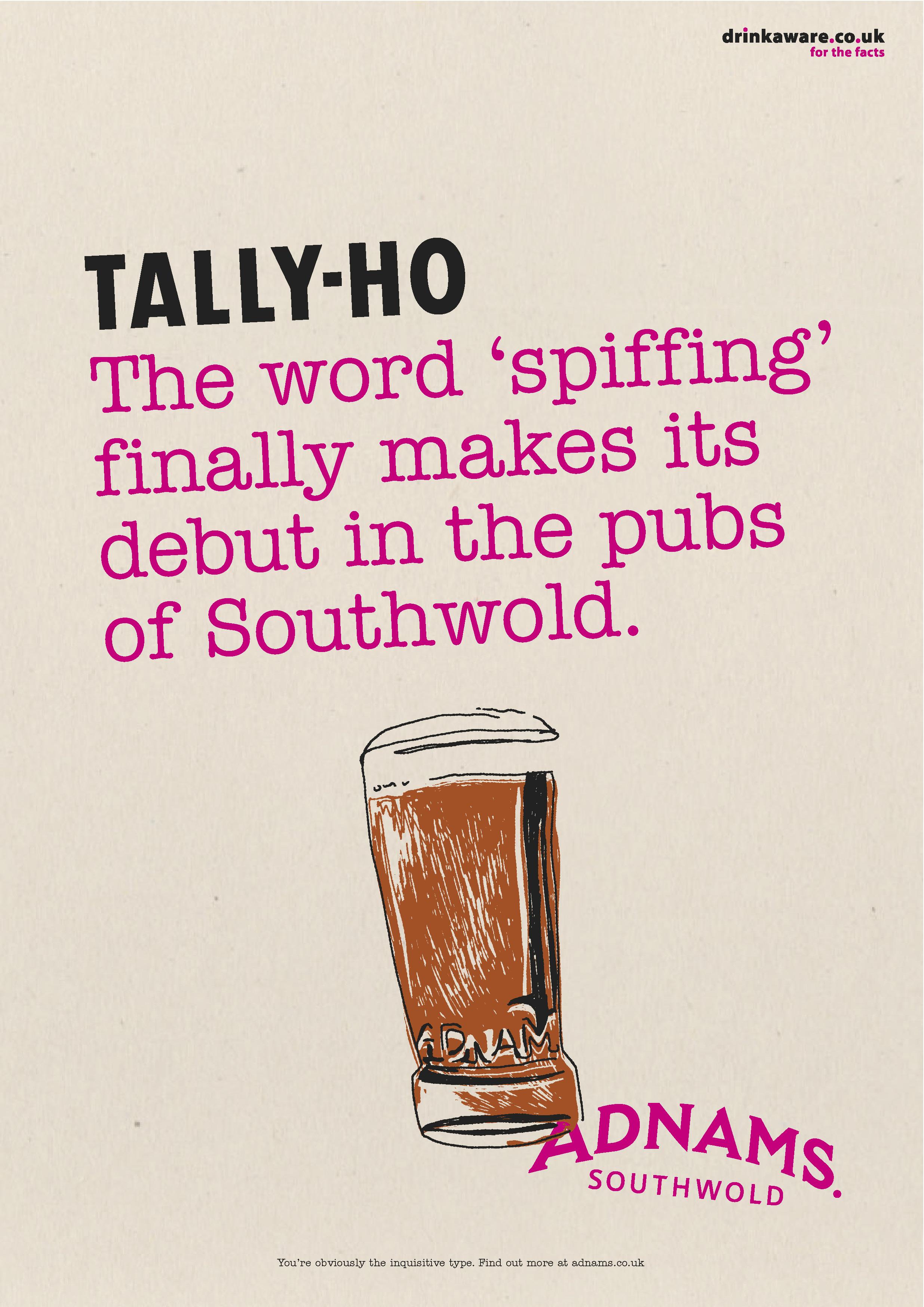 'The Word 'Spiffing' Tally Ho, Adnams.jpg