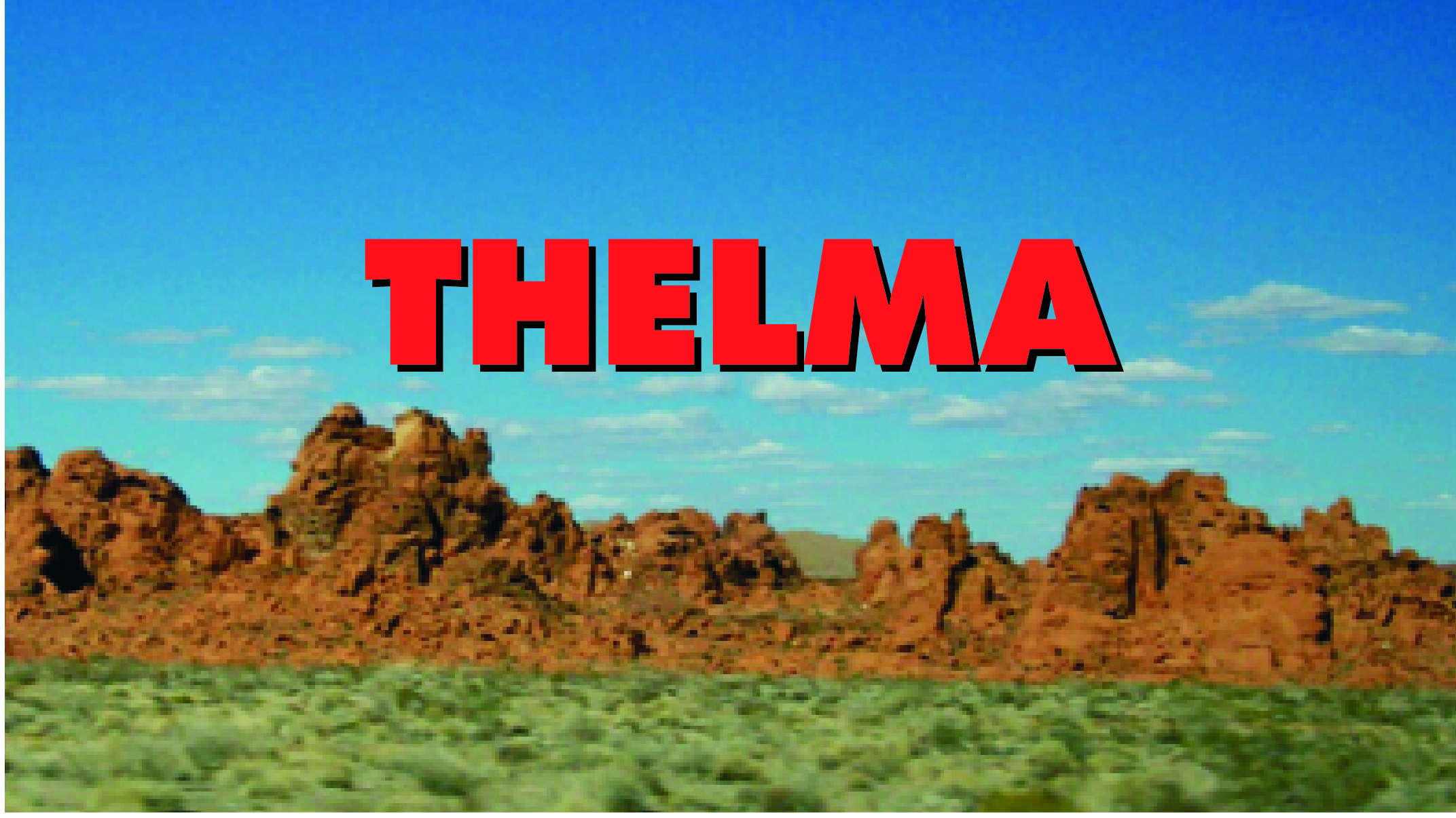 'Thelma 4 Single Frame' Therapy Short Film, DHM