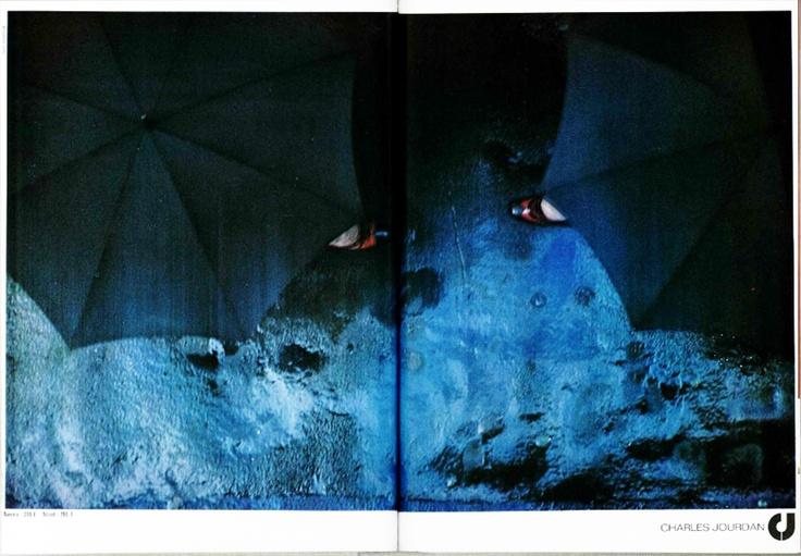 'Umbrellas' Charles Jourdan, Guy Bourdain.jpg