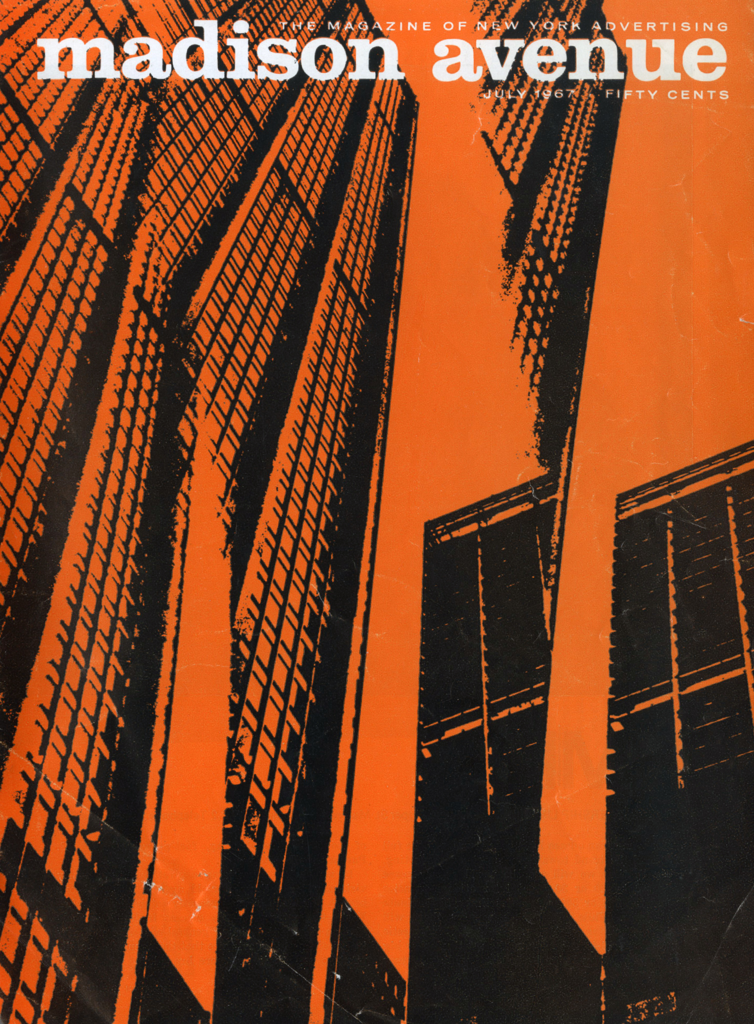 Madison Avenue Magazine 'KMP*', 1967-01